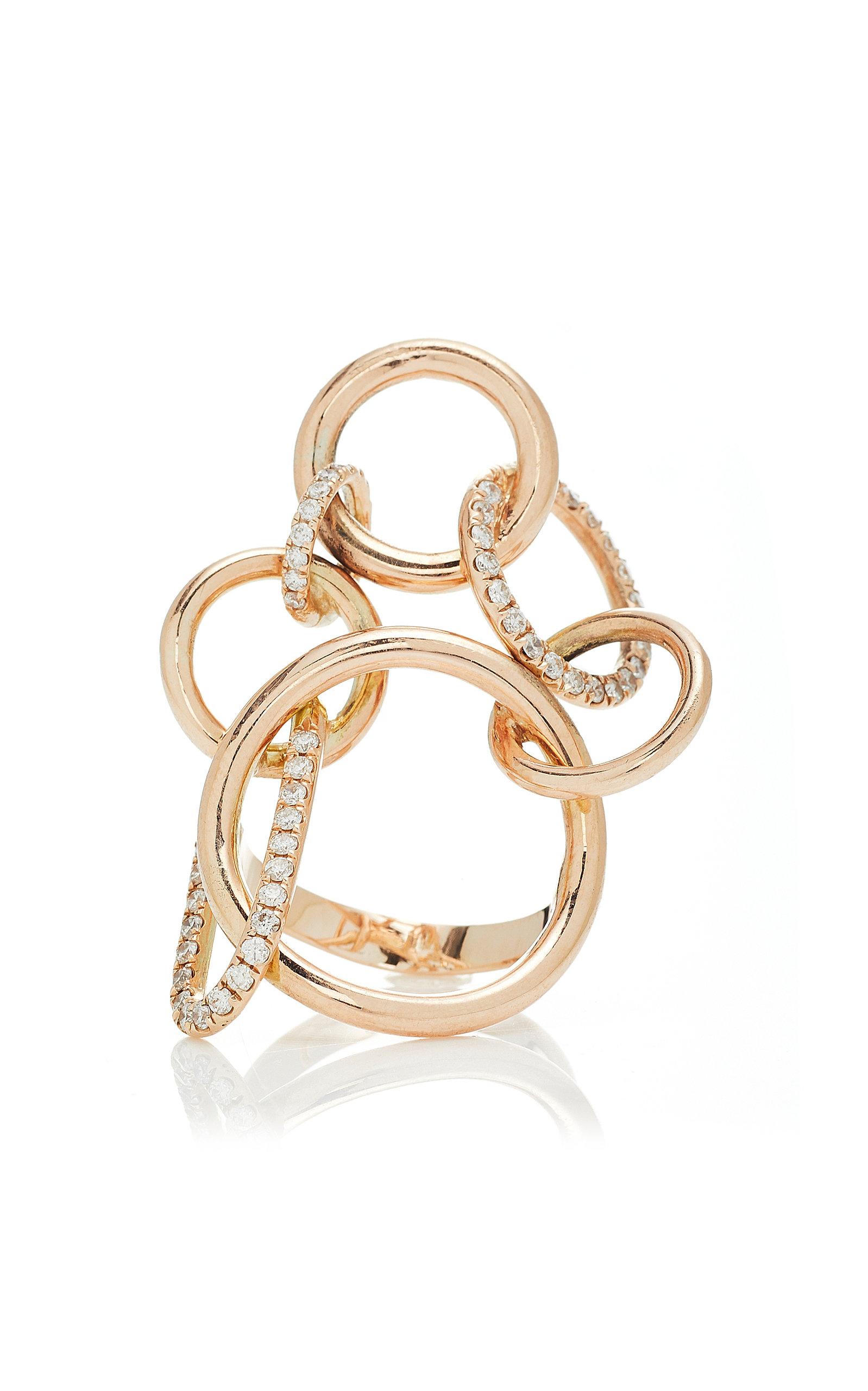 Women's 18K Qualia Ring