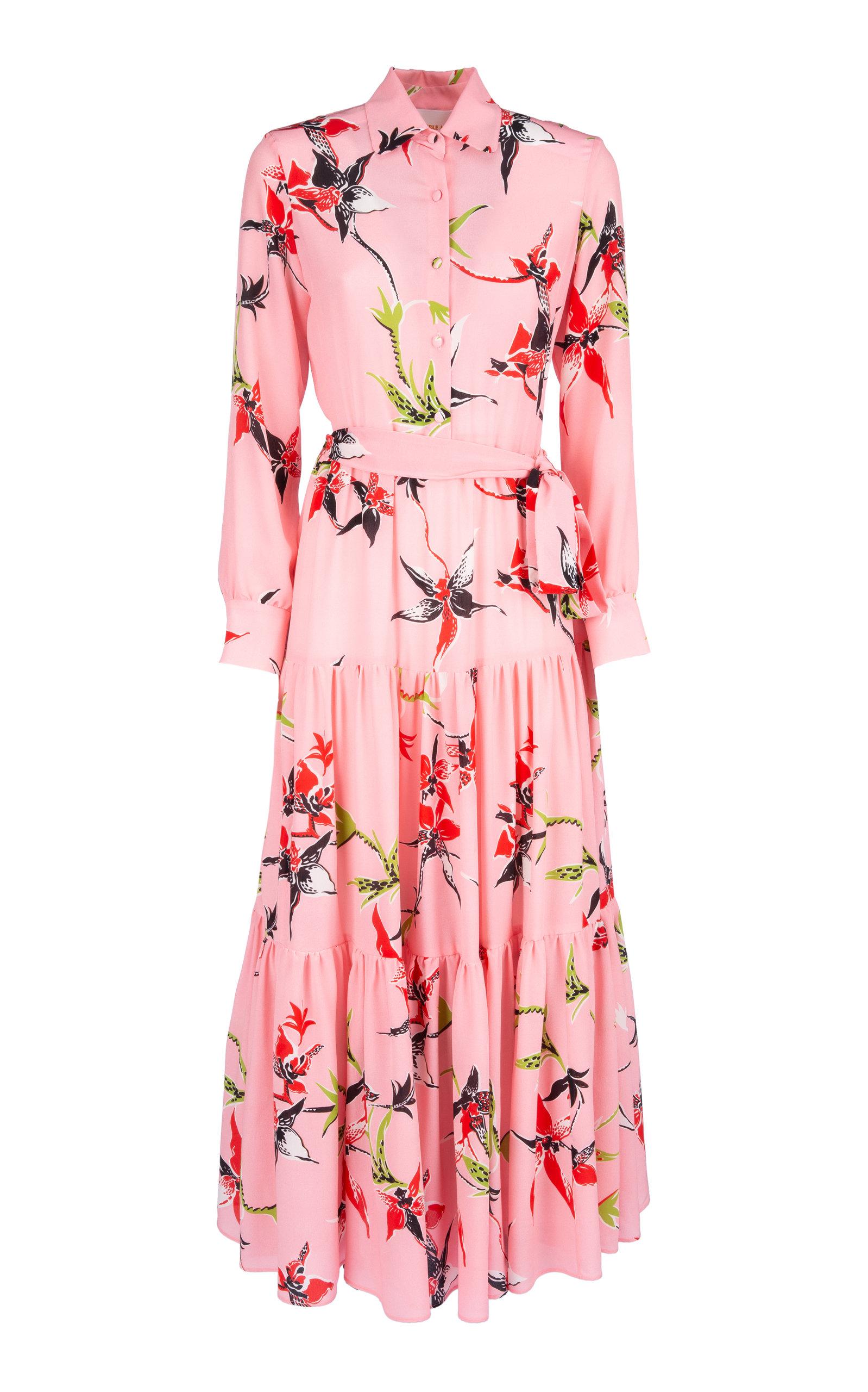 Buy La DoubleJ Bellini silk dress online, shop La DoubleJ at the best price