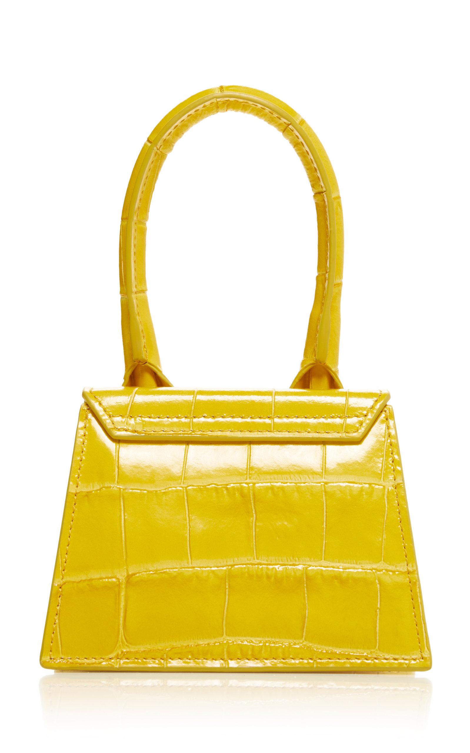Le Chiquito Leather Mini Bag By Jacquemus | Moda Operandi