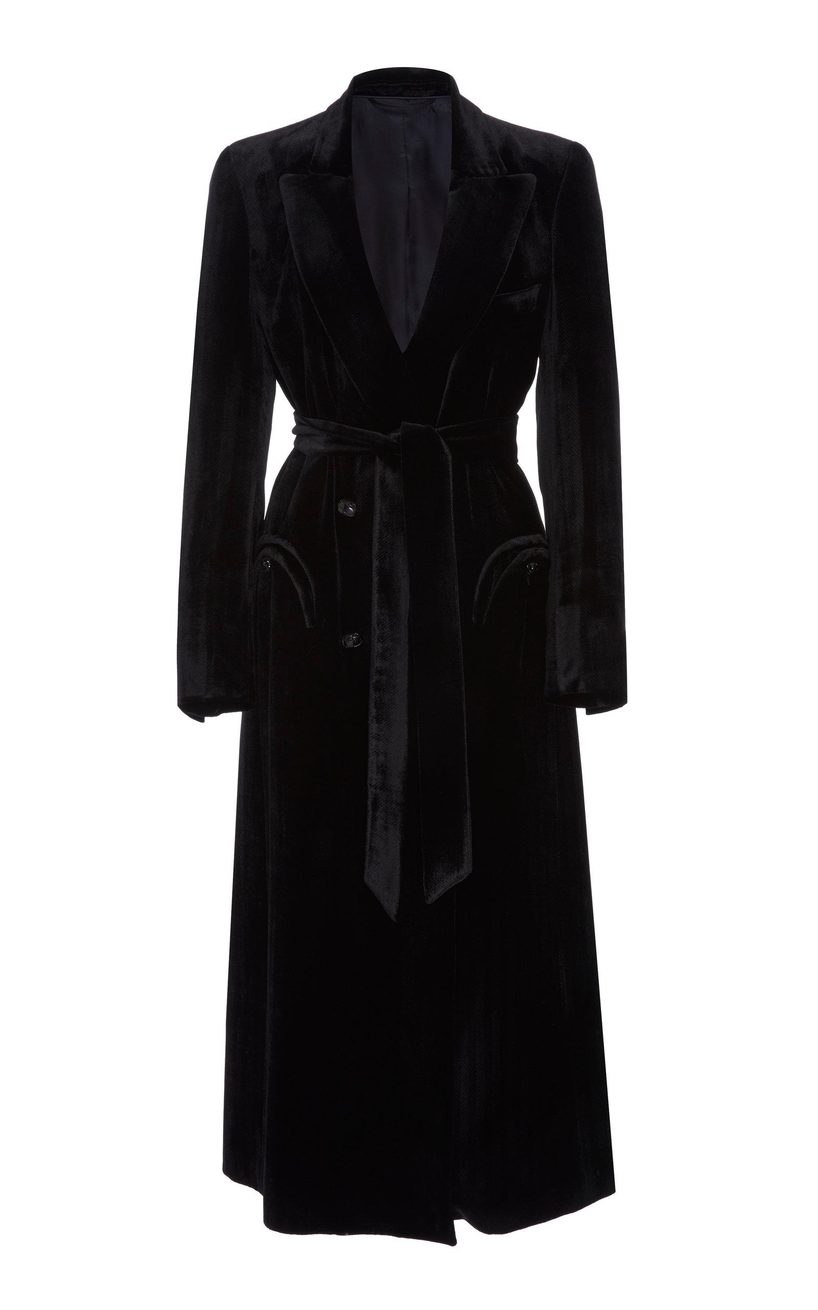 Buy Blazé Milano Etoile Velvet Blazer Midi Dress online, shop Blazé Milano at the best price
