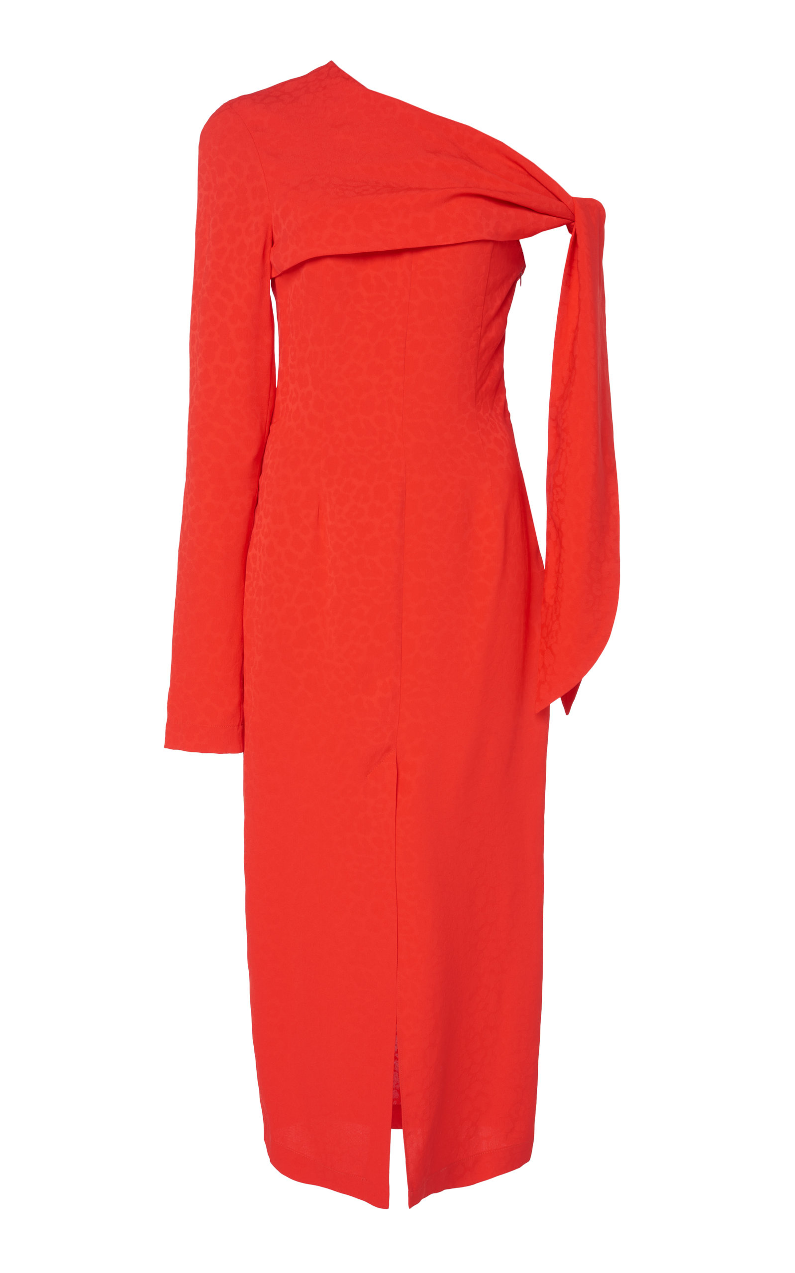 Buy MATÉRIEL Open Shoulder Wool Dress online, shop MATÉRIEL at the best price
