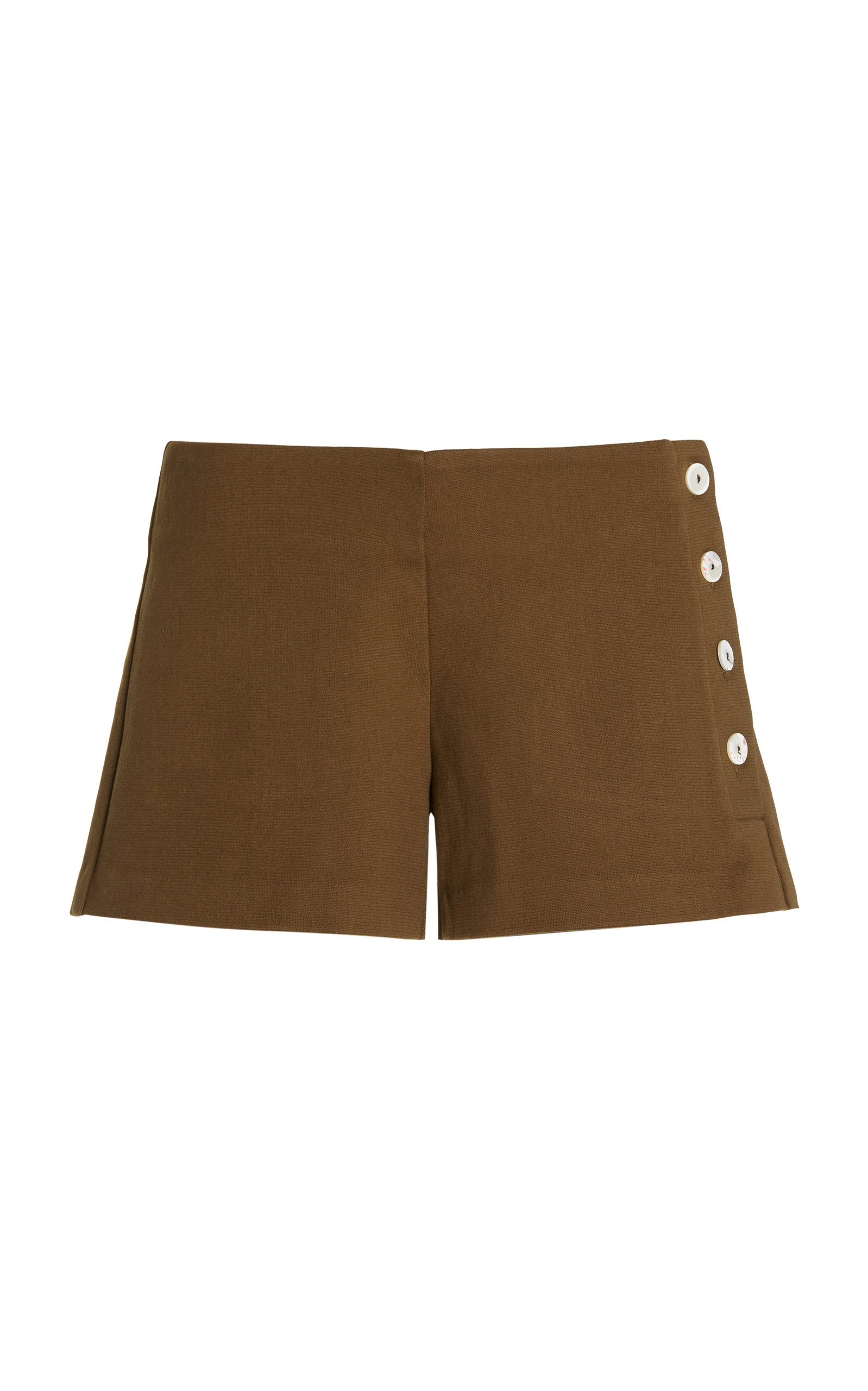 Women's Sant Elm Cotton-Twill Shorts