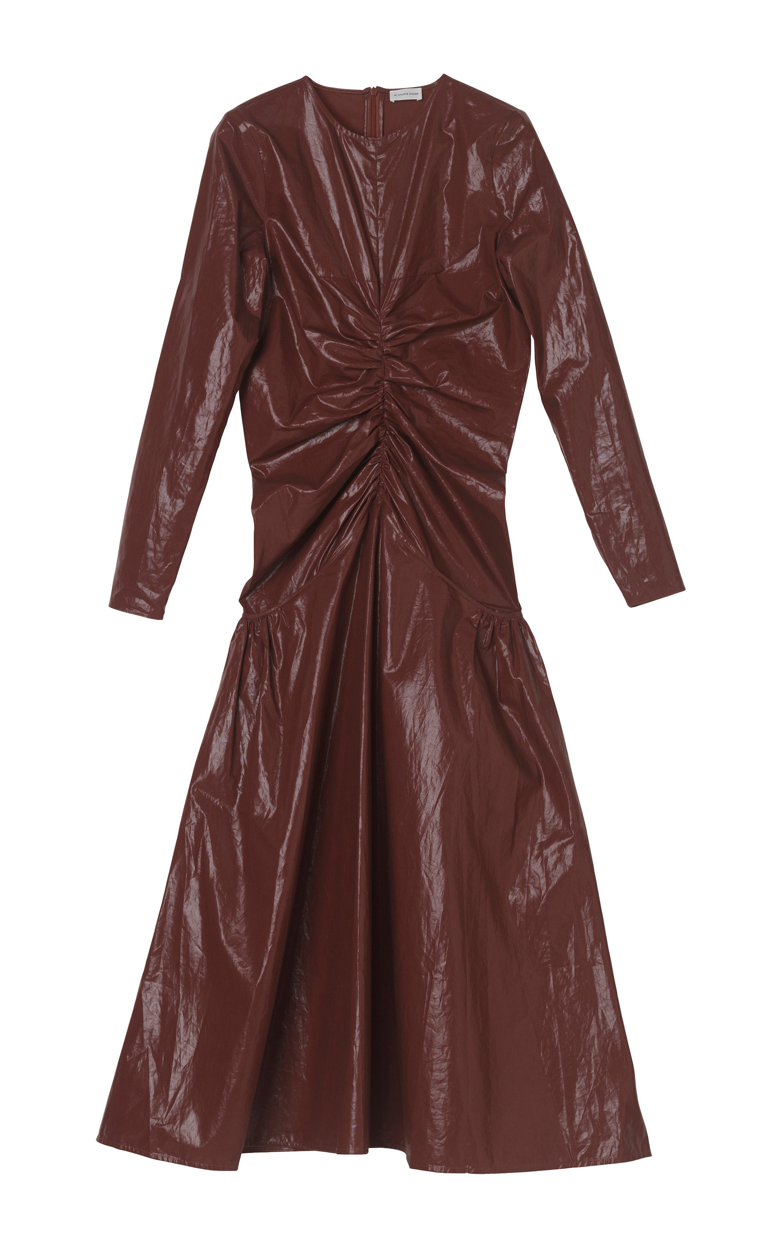 Buy By Malene Birger Carlina Coated Cotton Dress online, shop By Malene Birger at the best price