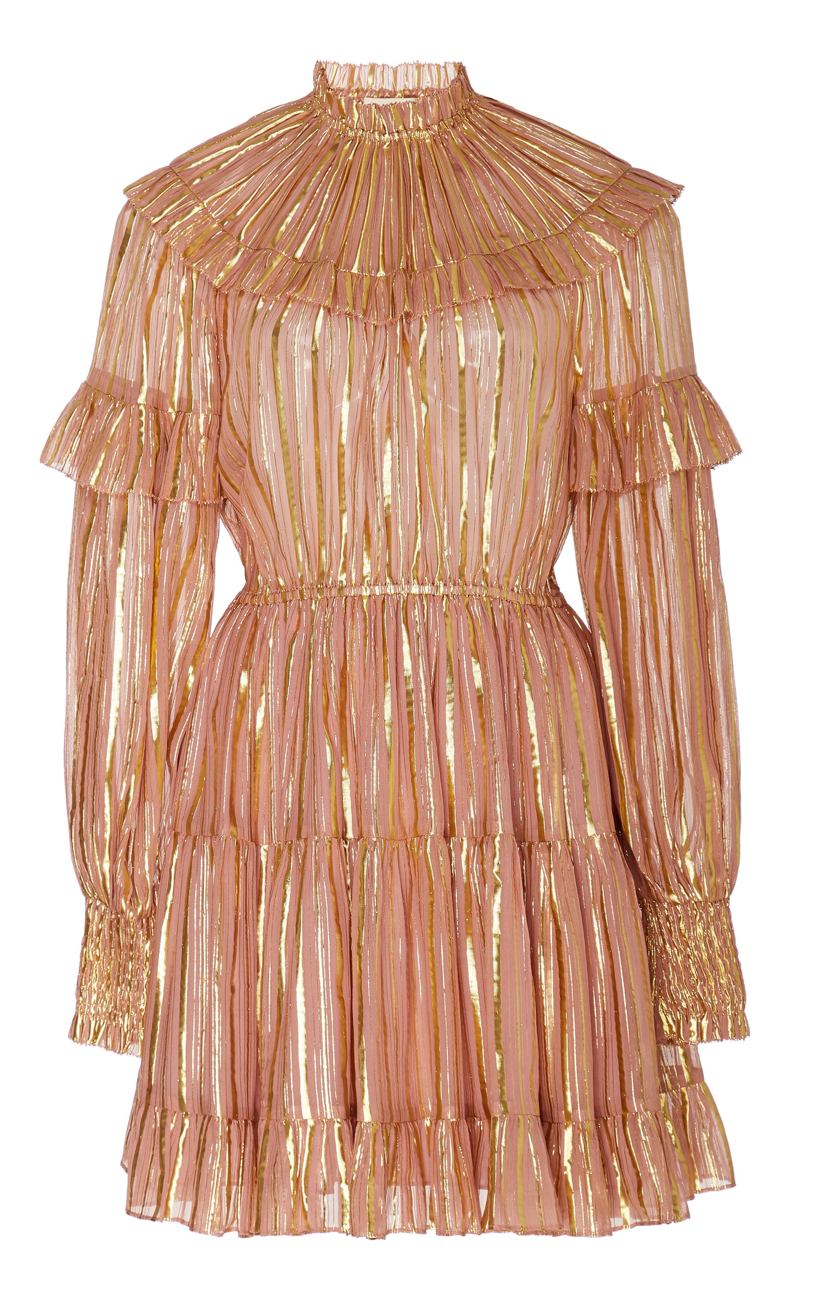 Buy Ulla Johnson Averil Tinsel Mini Dress online, shop Ulla Johnson at the best price