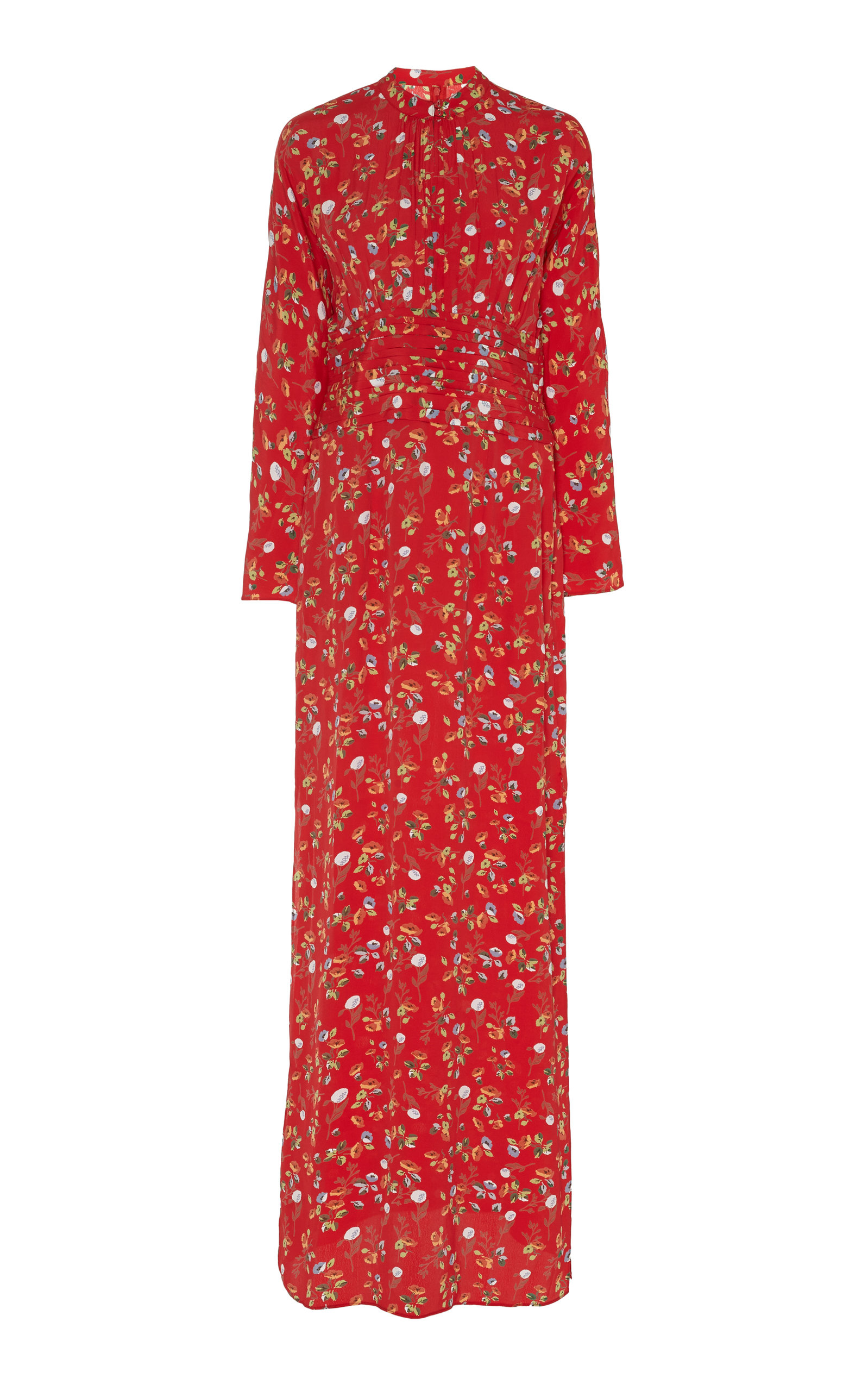 Buy byTiMo Floral-Print Crepe De Chine Maxi Dress online, shop byTiMo at the best price