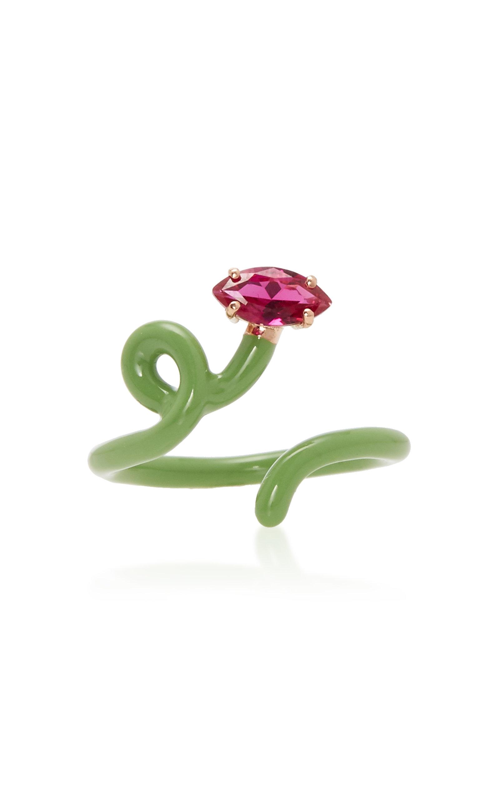 Women's Baby Vine Tendril Ring