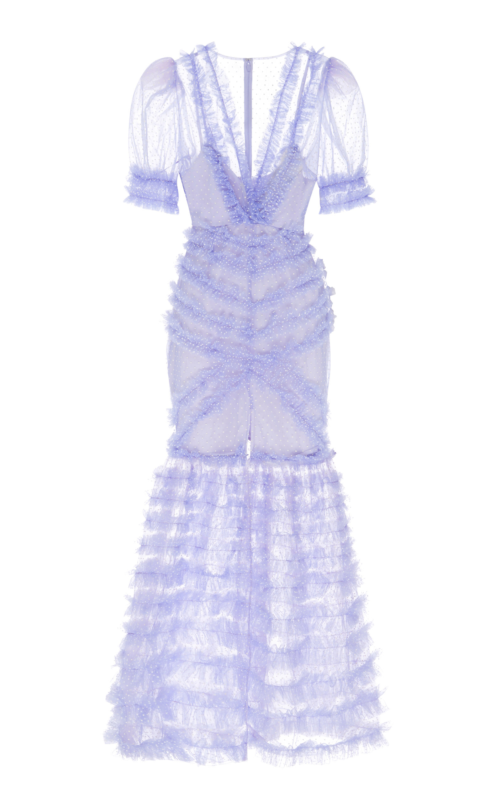 Buy Alice McCall Tokyo Skies Tiered Mesh Gown online, shop Alice McCall at the best price