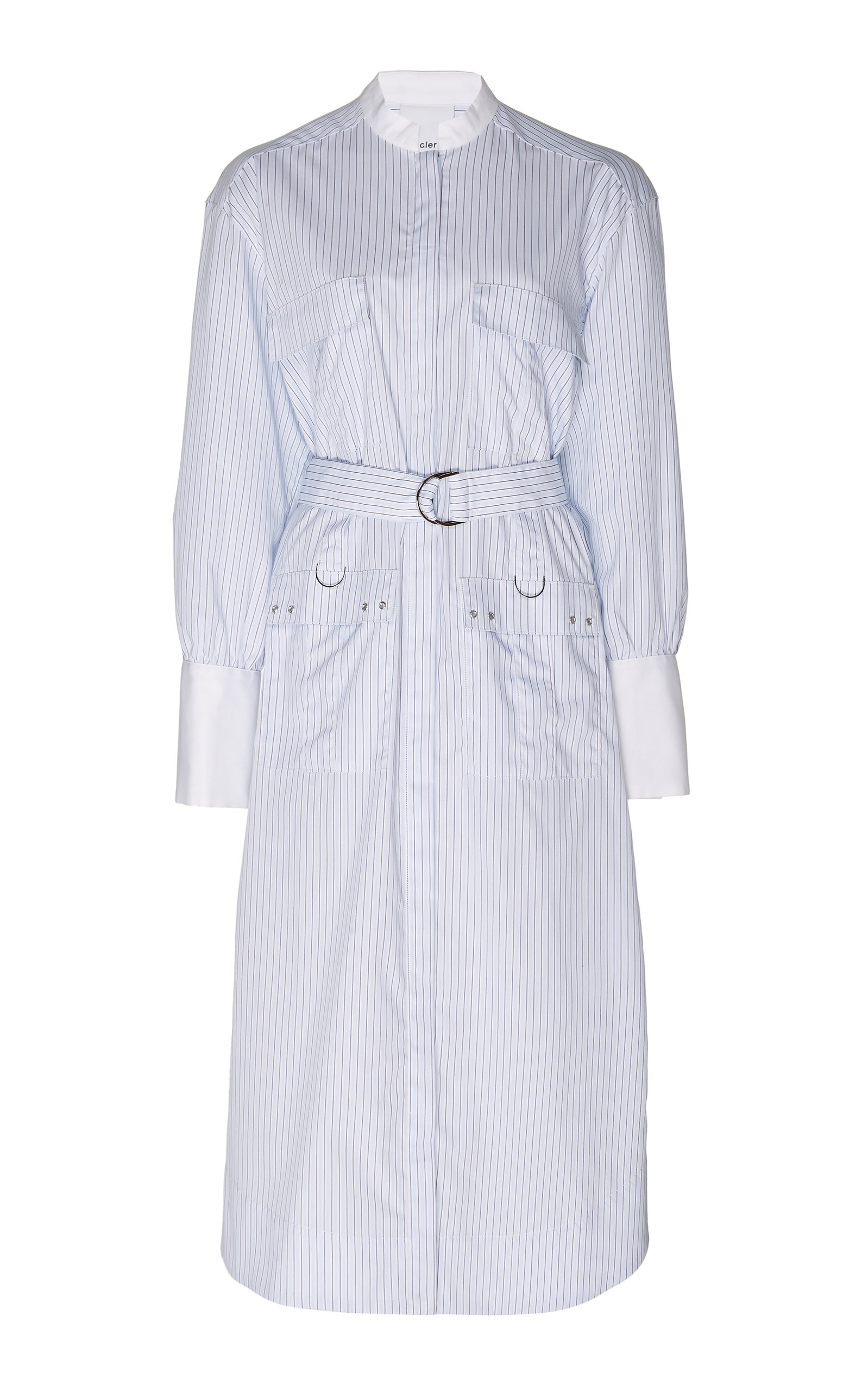 Buy Acler Edwin Belted Shirt Dress online, shop Acler at the best price