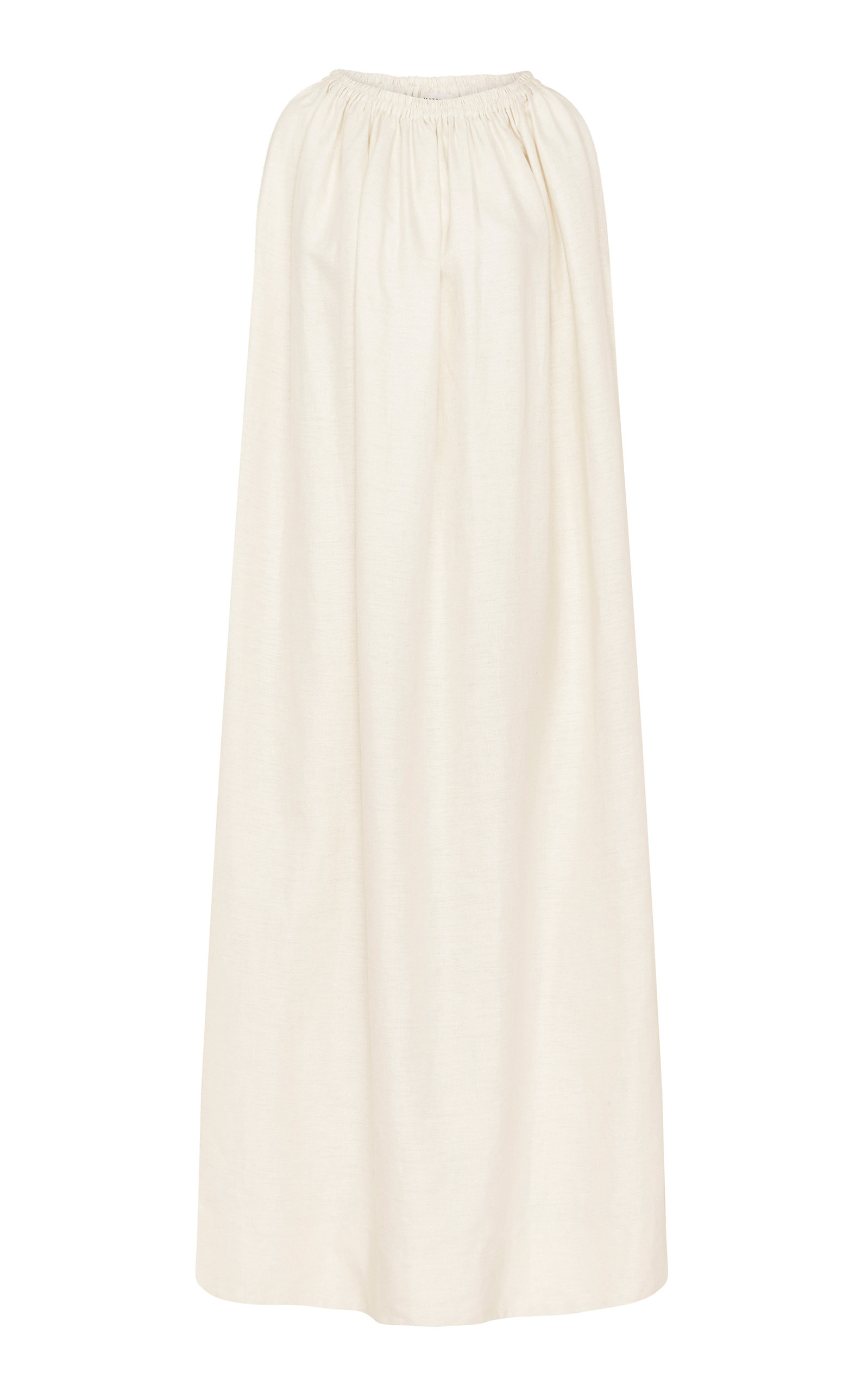 Buy Matteau Cocoon Linen and Cotton-Blend Midi Dress online, shop Matteau at the best price