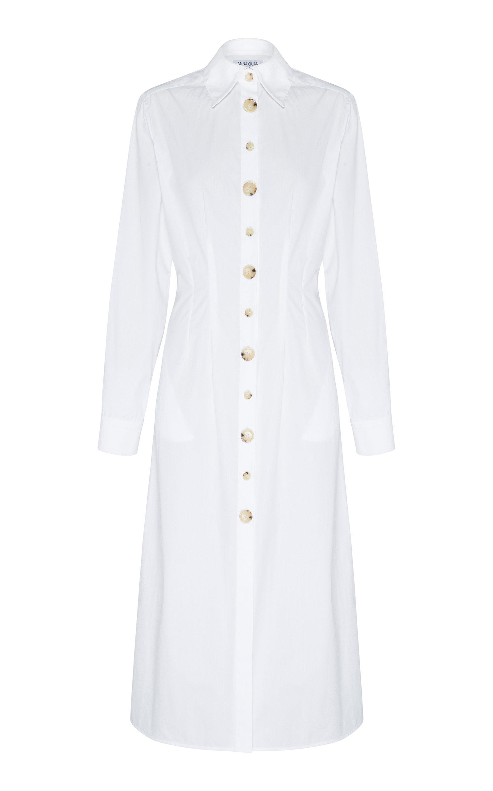 Buy Anna Quan Arlo Cotton Midi Dress online, shop Anna Quan at the best price