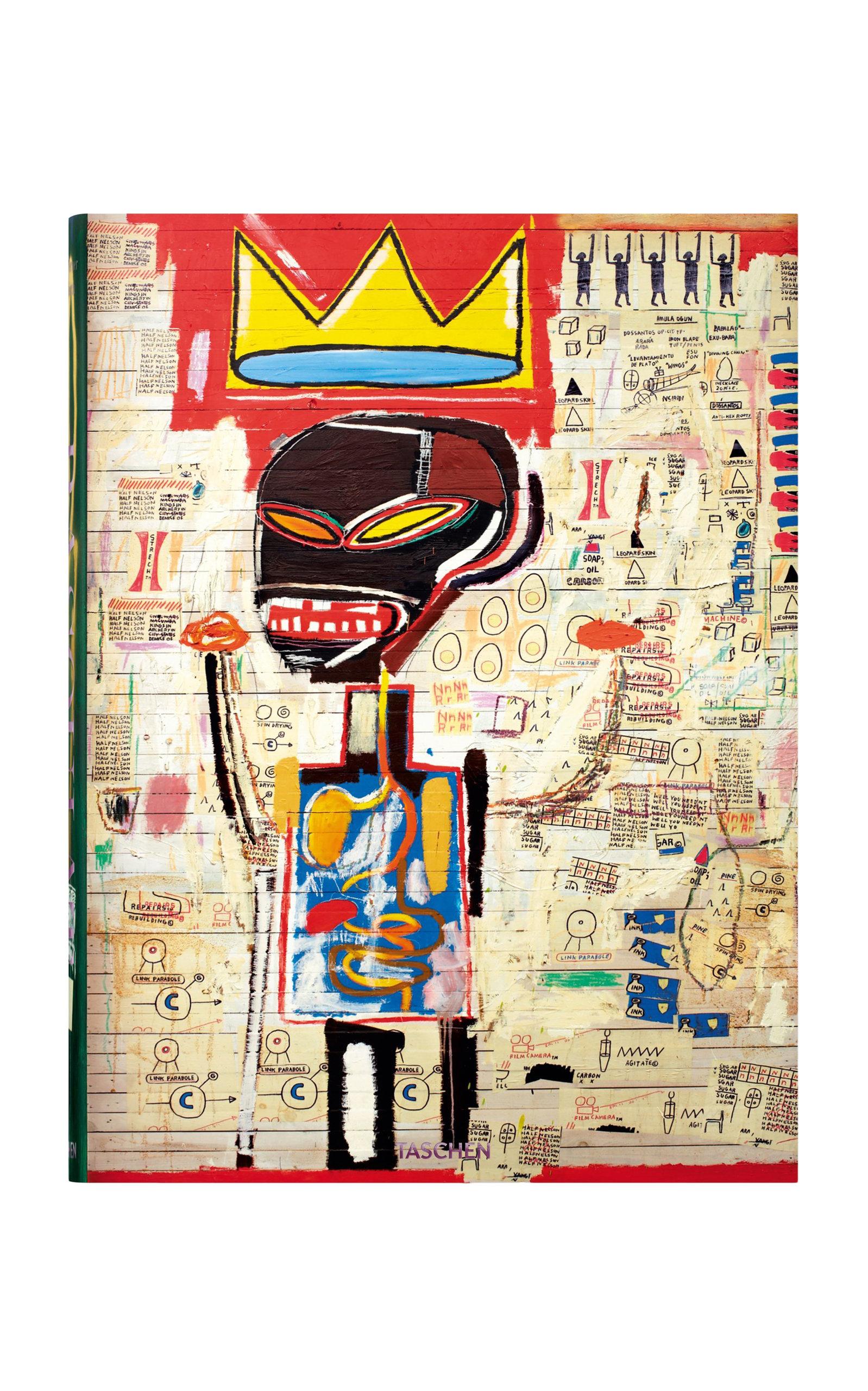 Taschen Jean Michel Basquiat Book