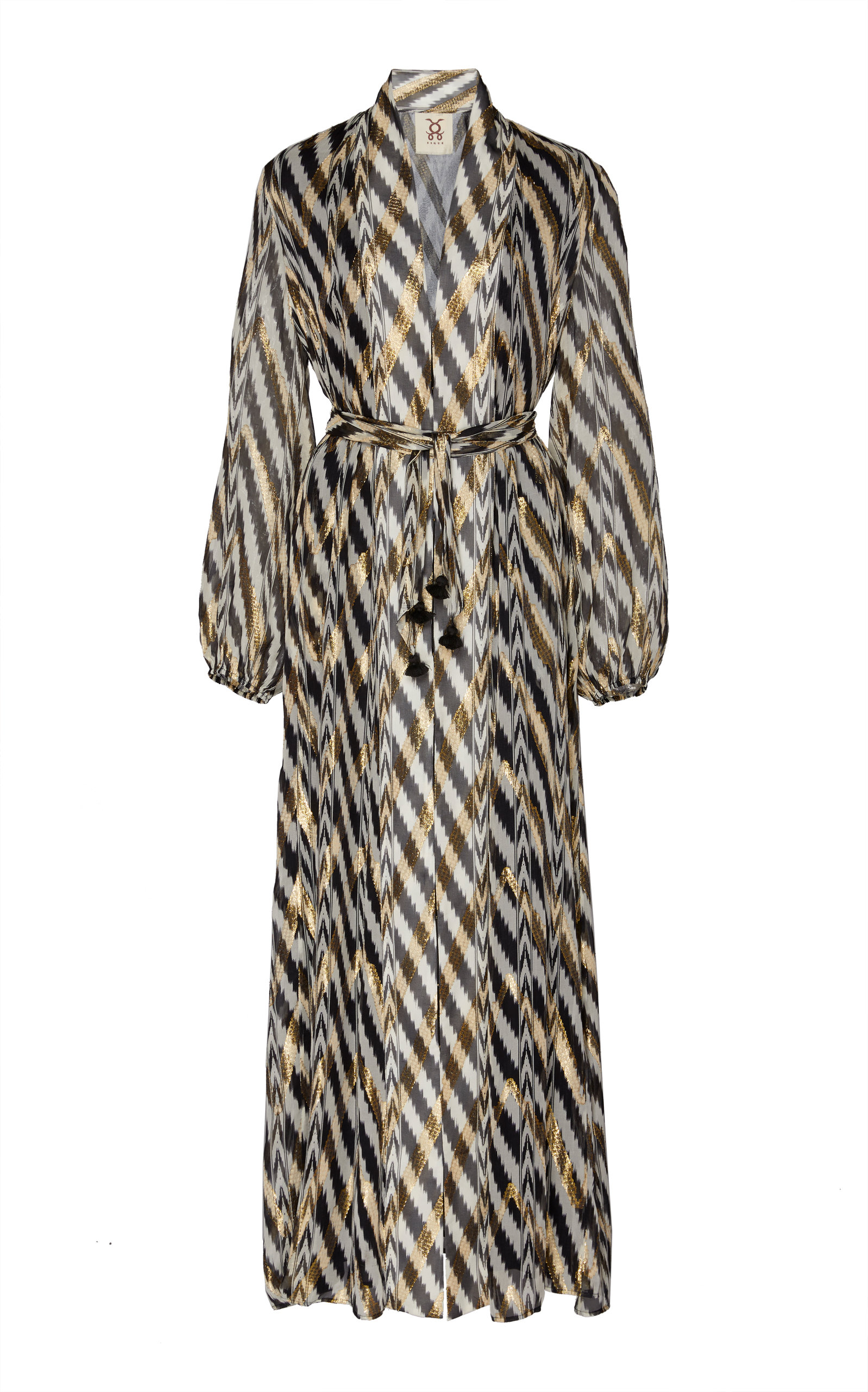 Buy Figue Solana Silk Kimono online, shop Figue at the best price