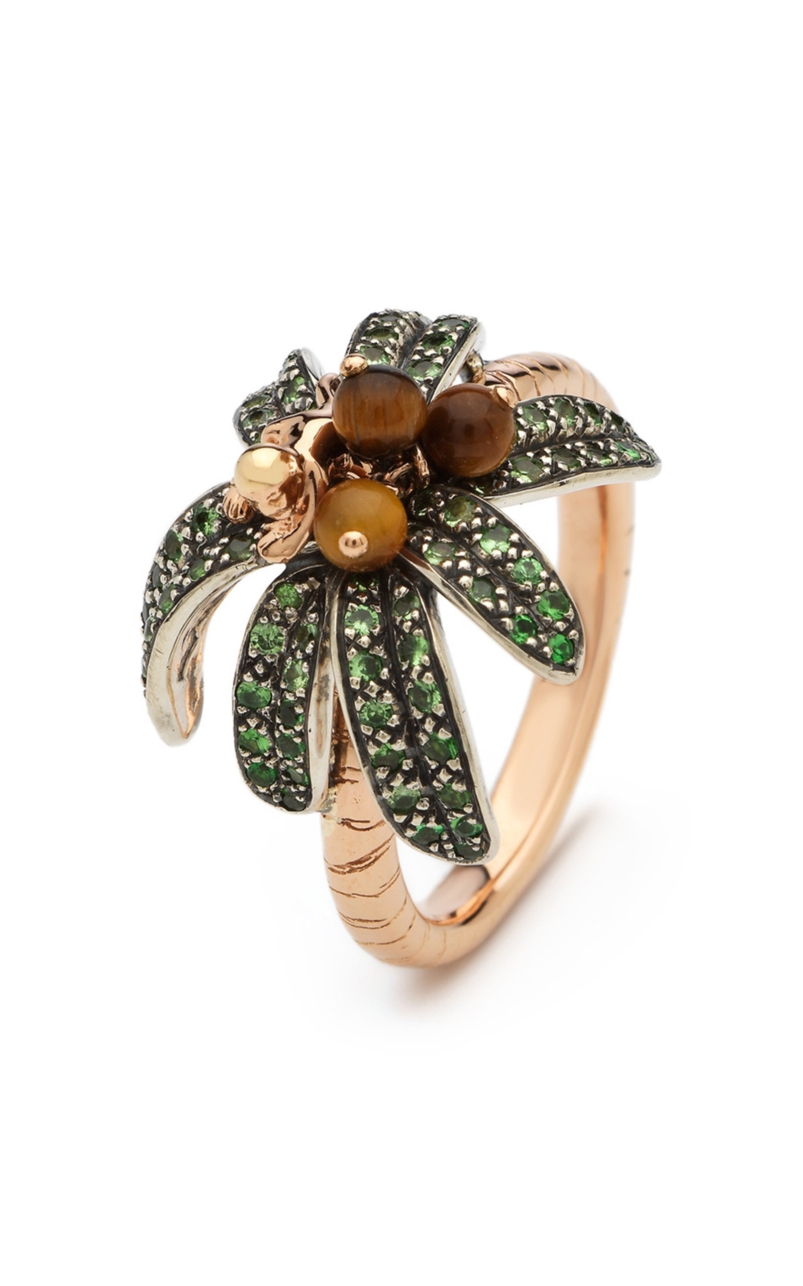 Women's Monkey Palm Ring