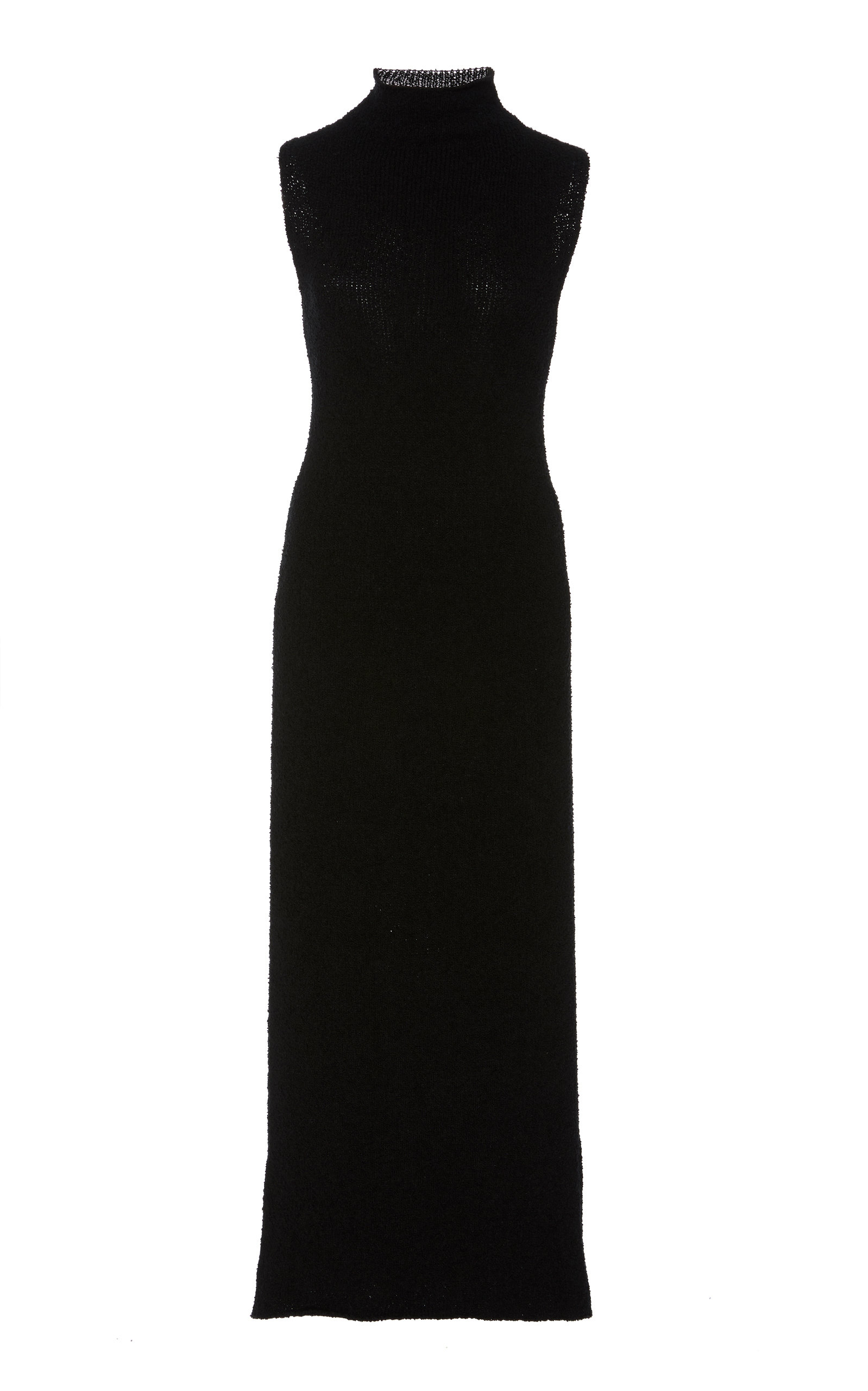 Buy Mara Hoffman Rory Modal-Blend Turtleneck Midi Dress online, shop Mara Hoffman at the best price