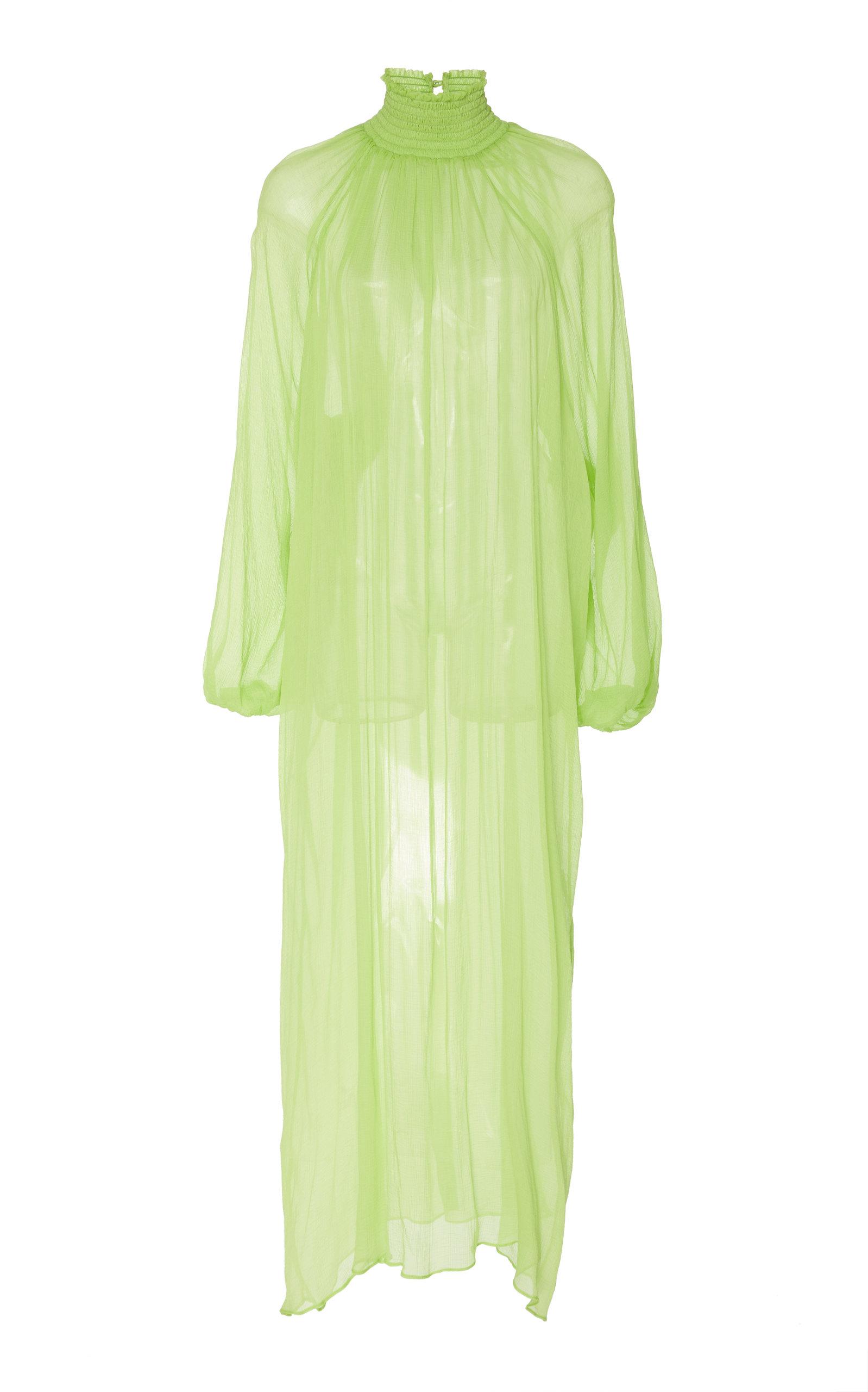 Buy Mara Hoffman Edmonia Tencel Midi Dress online, shop Mara Hoffman at the best price