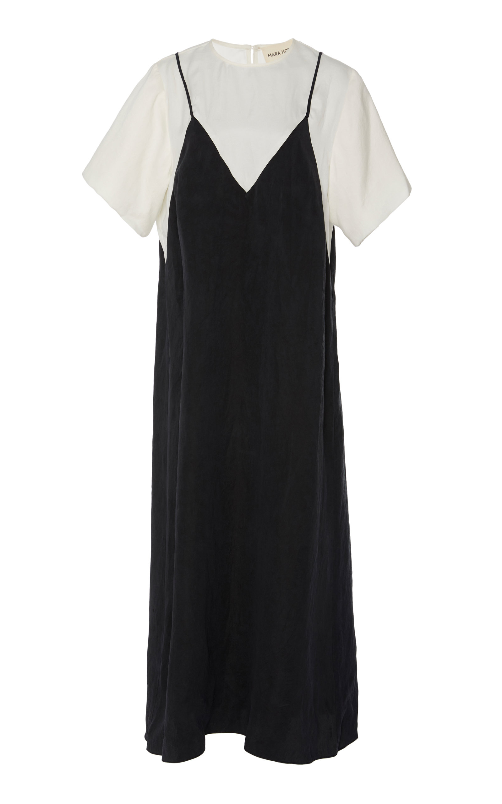 Buy Mara Hoffman Daija T-Shirt Slip Dress online, shop Mara Hoffman at the best price