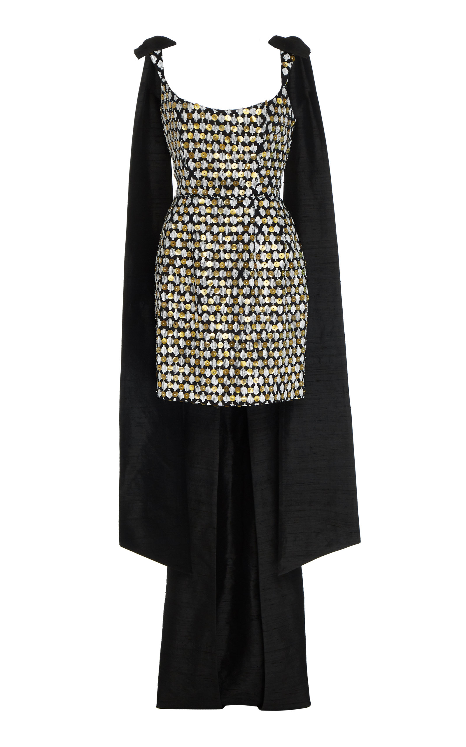 Buy Markarian Grace Sequined Cotton Mini Dress online, shop Markarian at the best price
