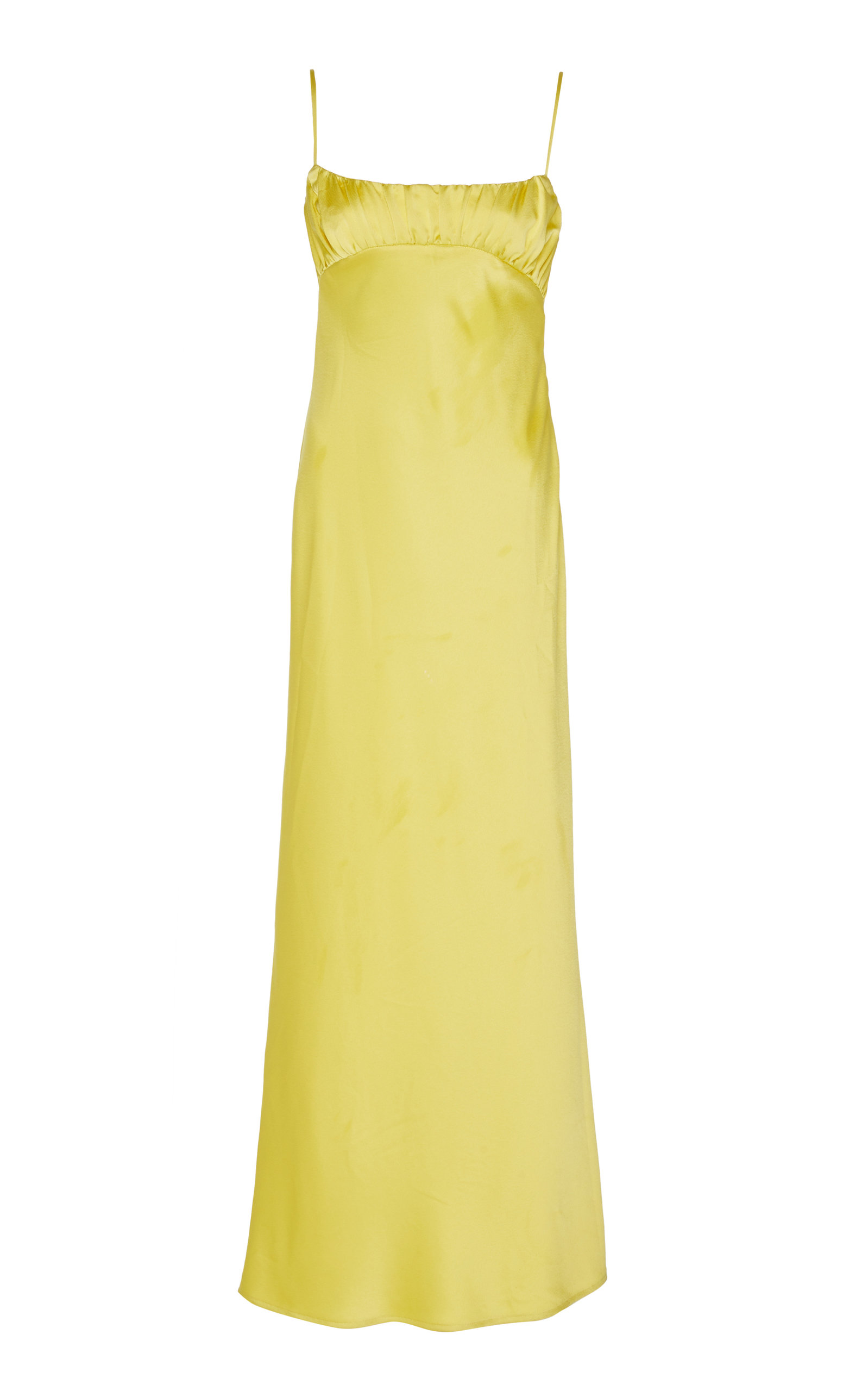 Buy Maggie Marilyn Dressed In Best Satin Maxi Dress online, shop Maggie Marilyn at the best price