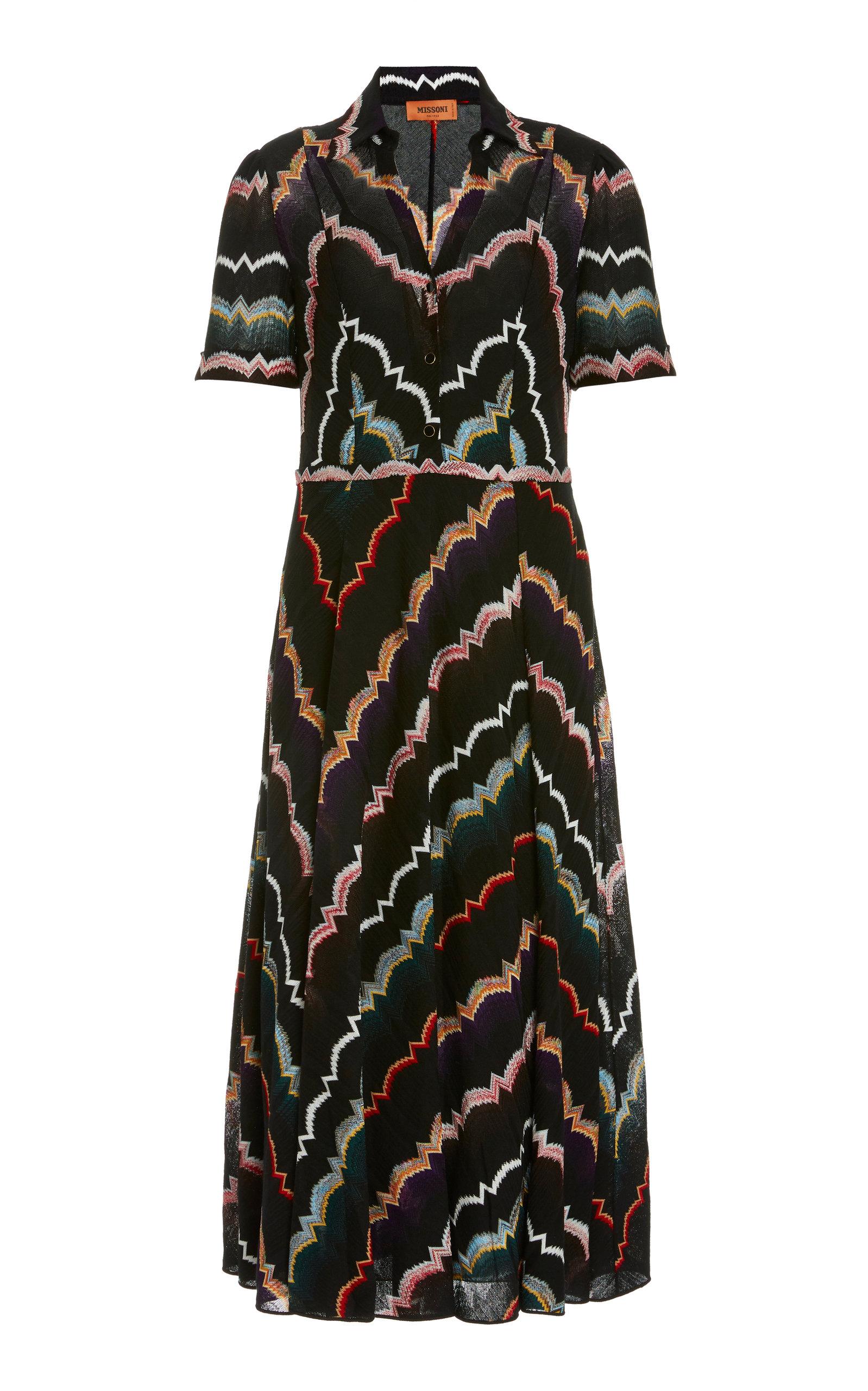 Buy Missoni Printed Dress online, shop Missoni at the best price