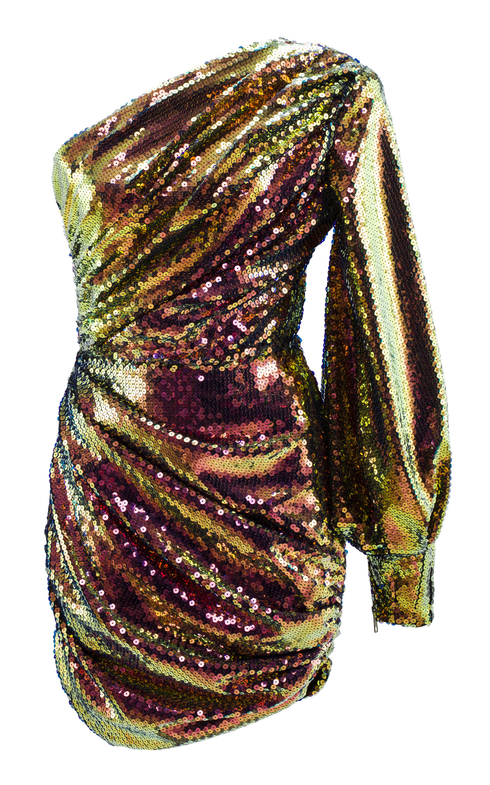 Buy Alex Perry Jackson Sequined Cady Mini Dress online, shop Alex Perry at the best price