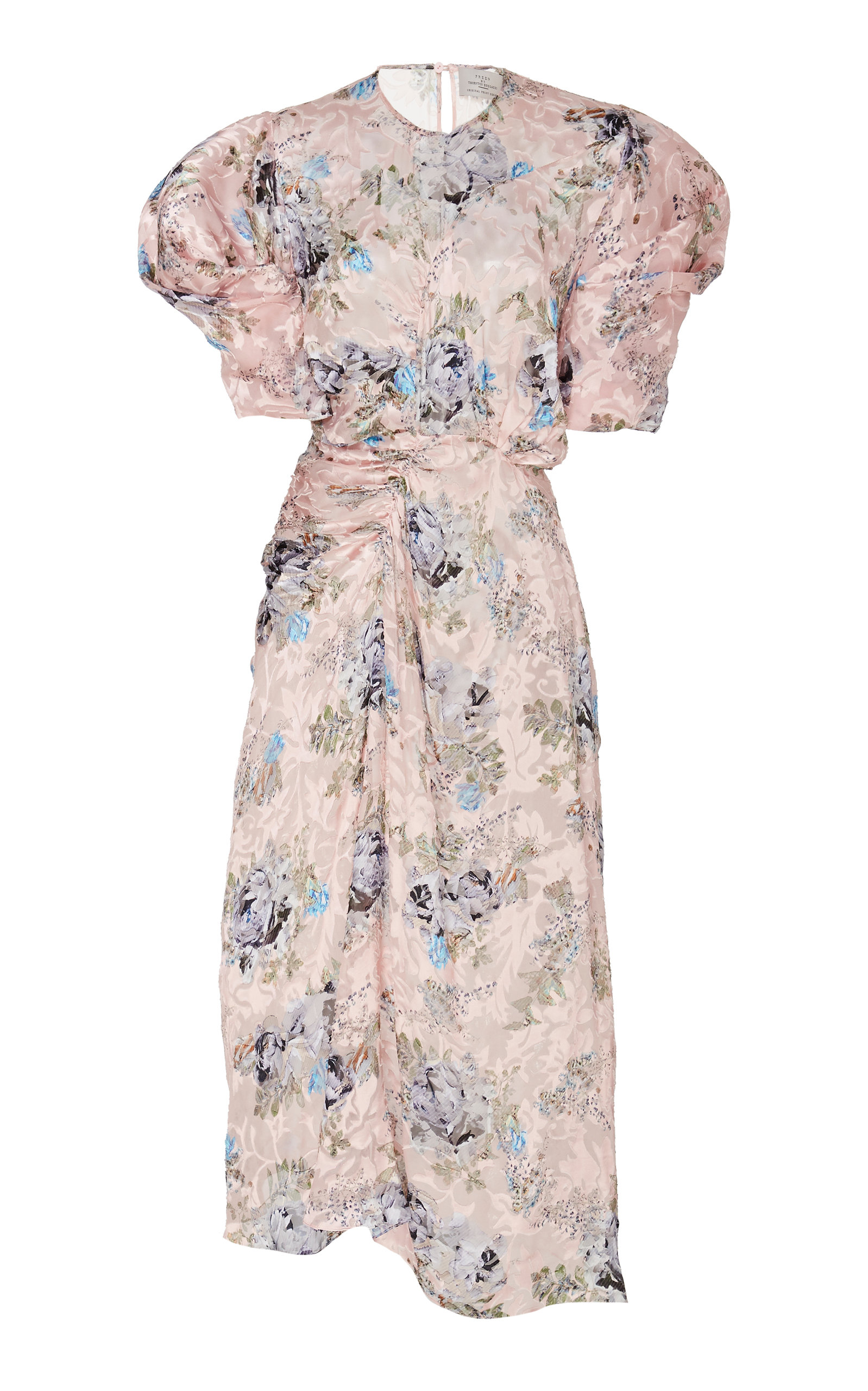 Buy Preen by Thornton Bregazzi Pippa Floral Jacquard Dress online, shop Preen by Thornton Bregazzi at the best price