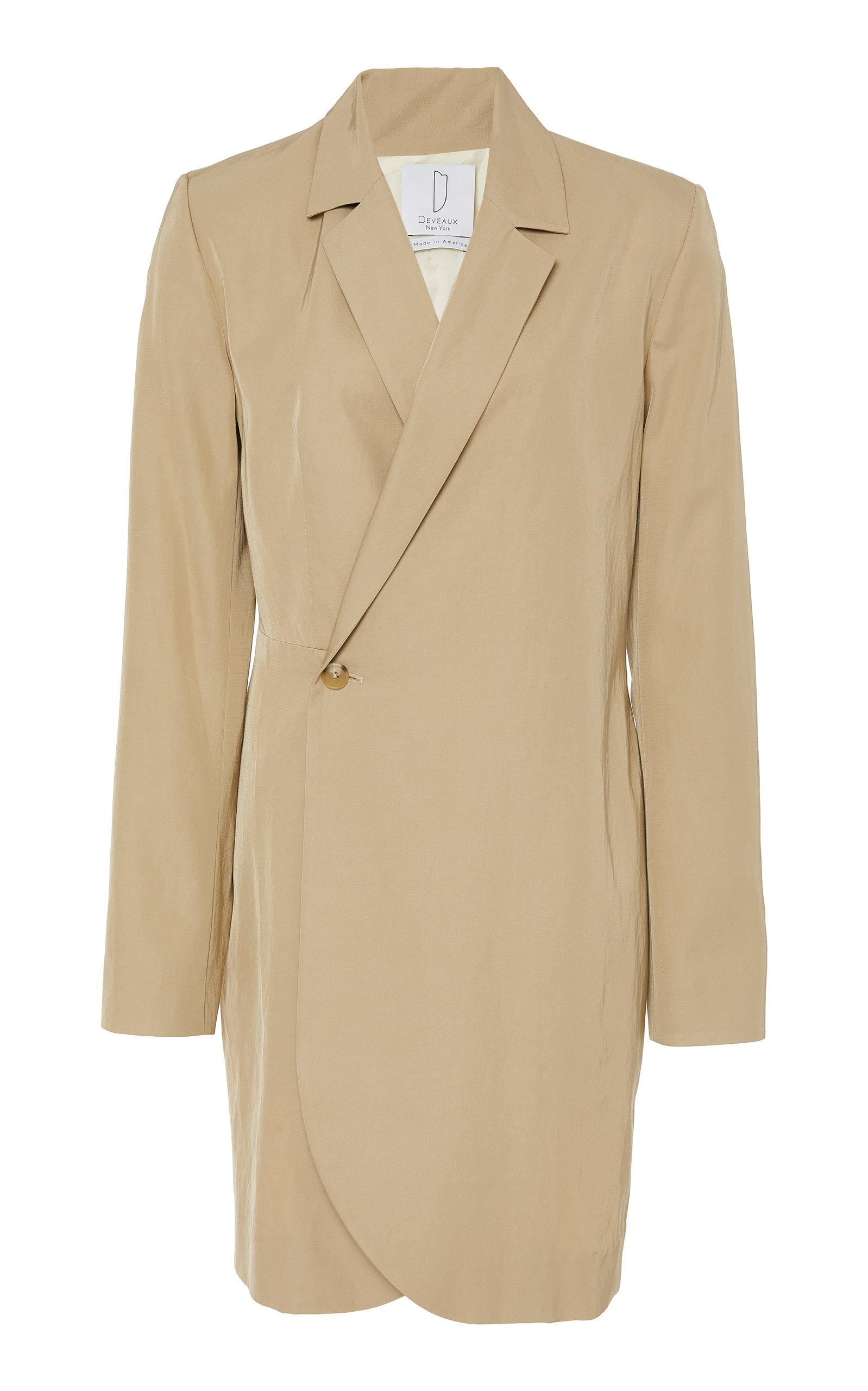 Buy Deveaux Olivia Crepe Blazer Dress online, shop Deveaux at the best price