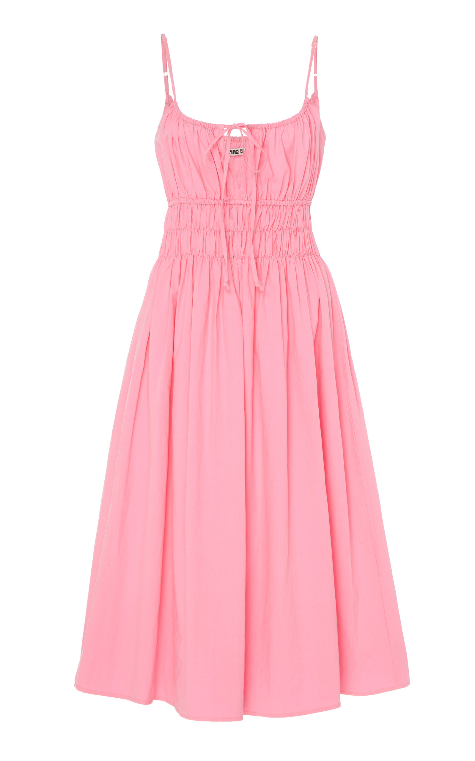 Ciao Lucia pink Gabriela dress.