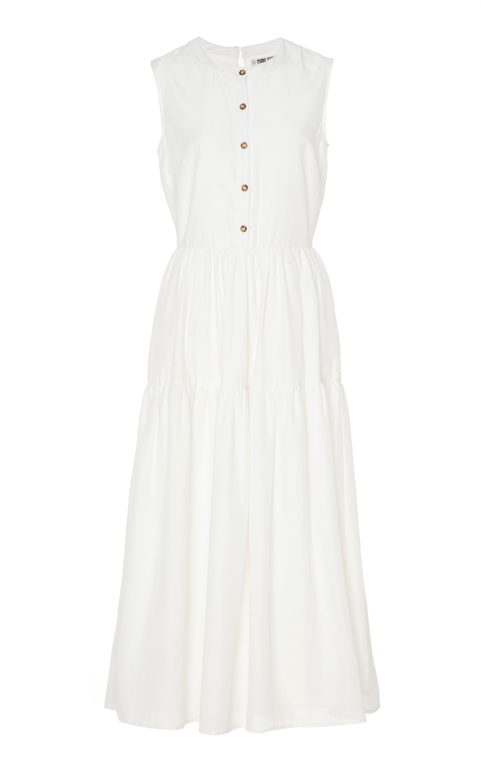 Buy Ciao Lucia Freya Cotton-Blend Dress online, shop Ciao Lucia at the best price