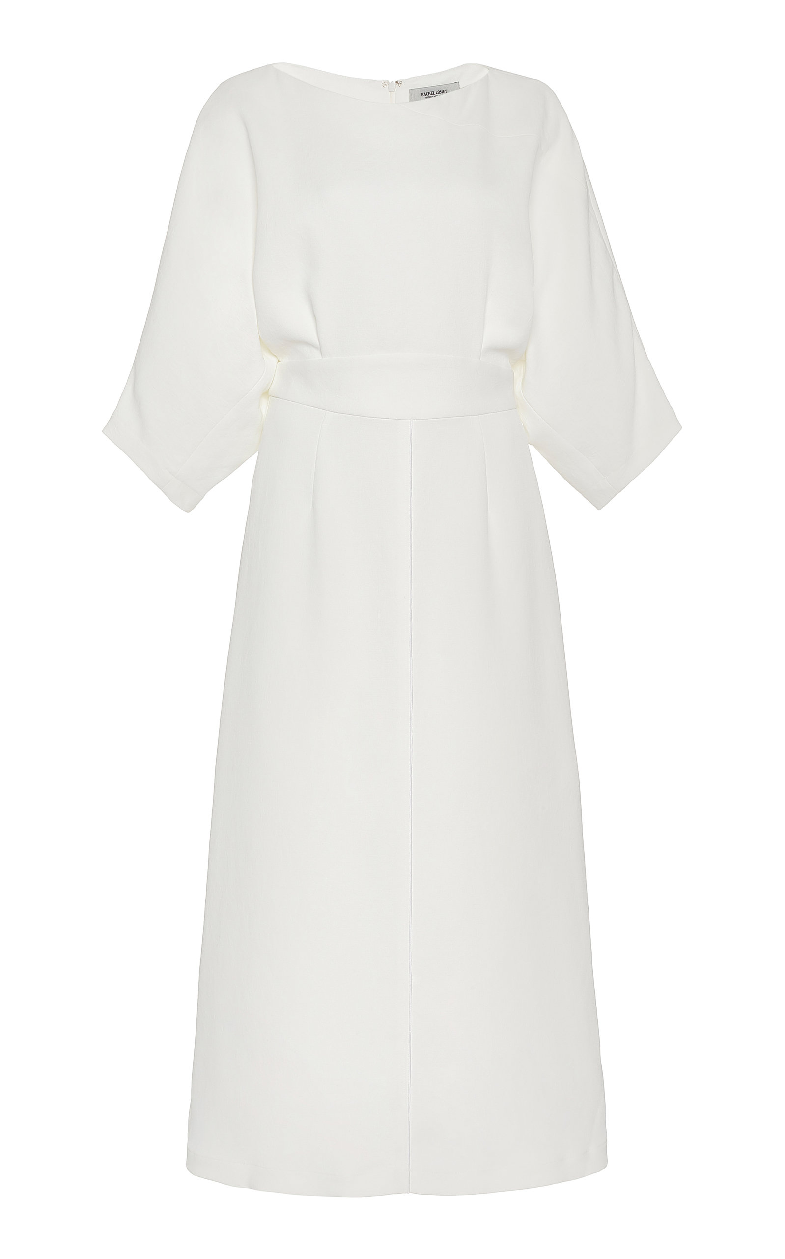 Buy Rachel Comey Lyss Pleated Crepe Midi Dress online, shop Rachel Comey at the best price
