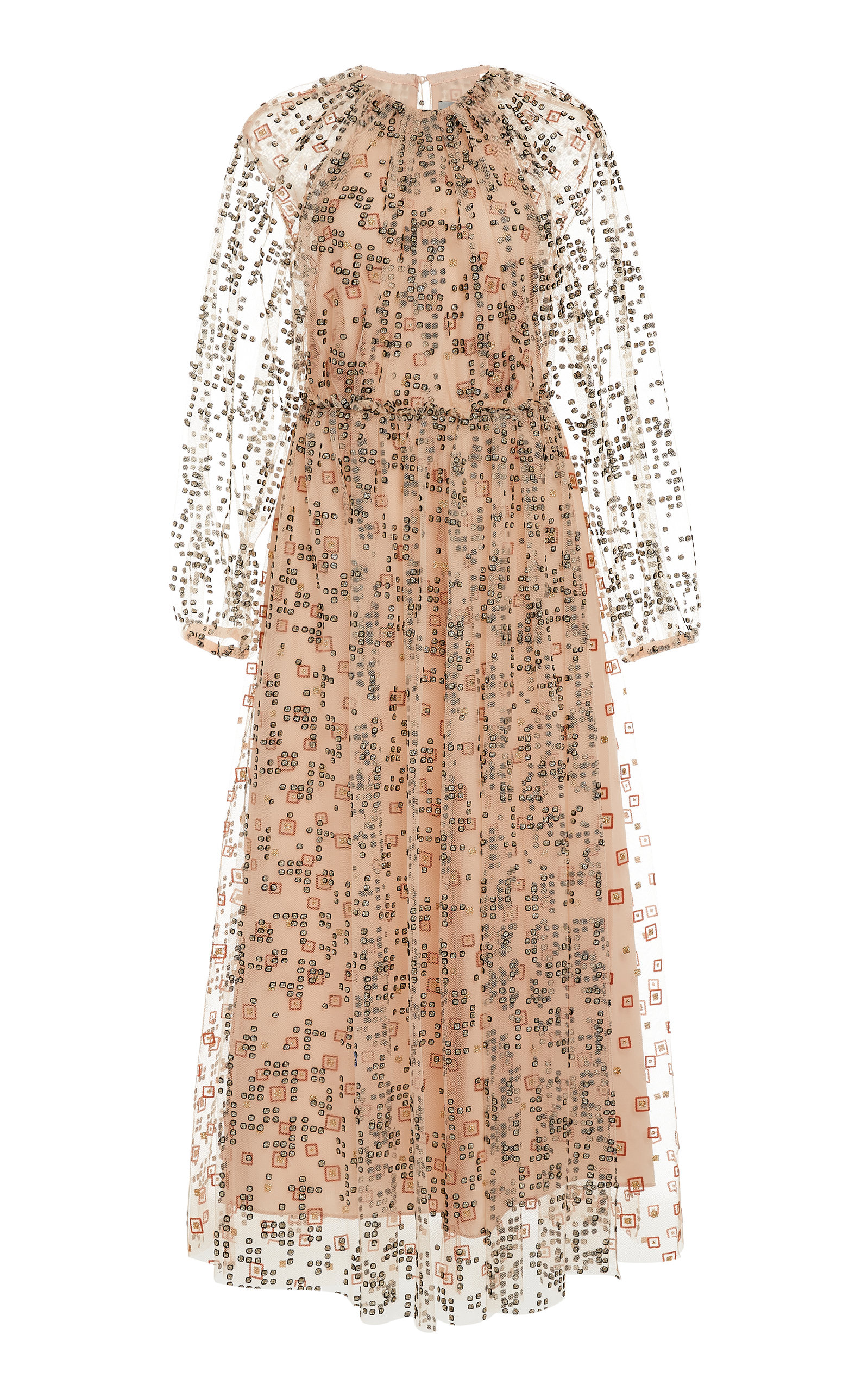 Buy Rachel Comey Fly Embellished Tulle Maxi Dress online, shop Rachel Comey at the best price