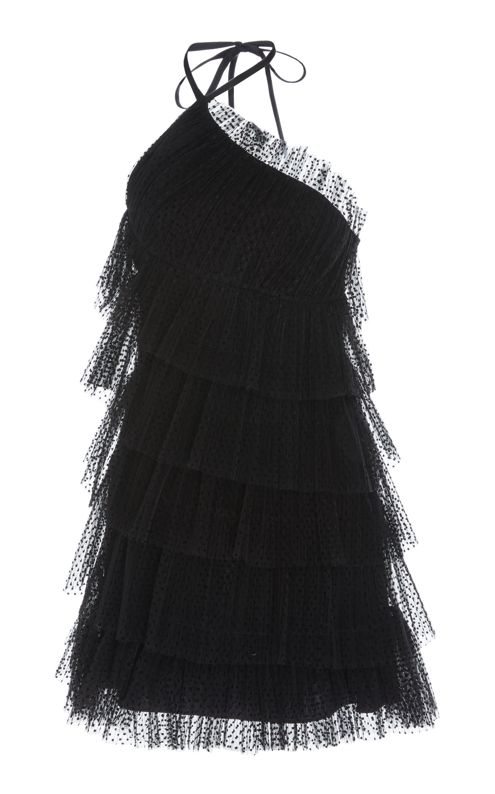 Buy Alexis Raina Tiered Tulle Mini Dress online, shop Alexis at the best price