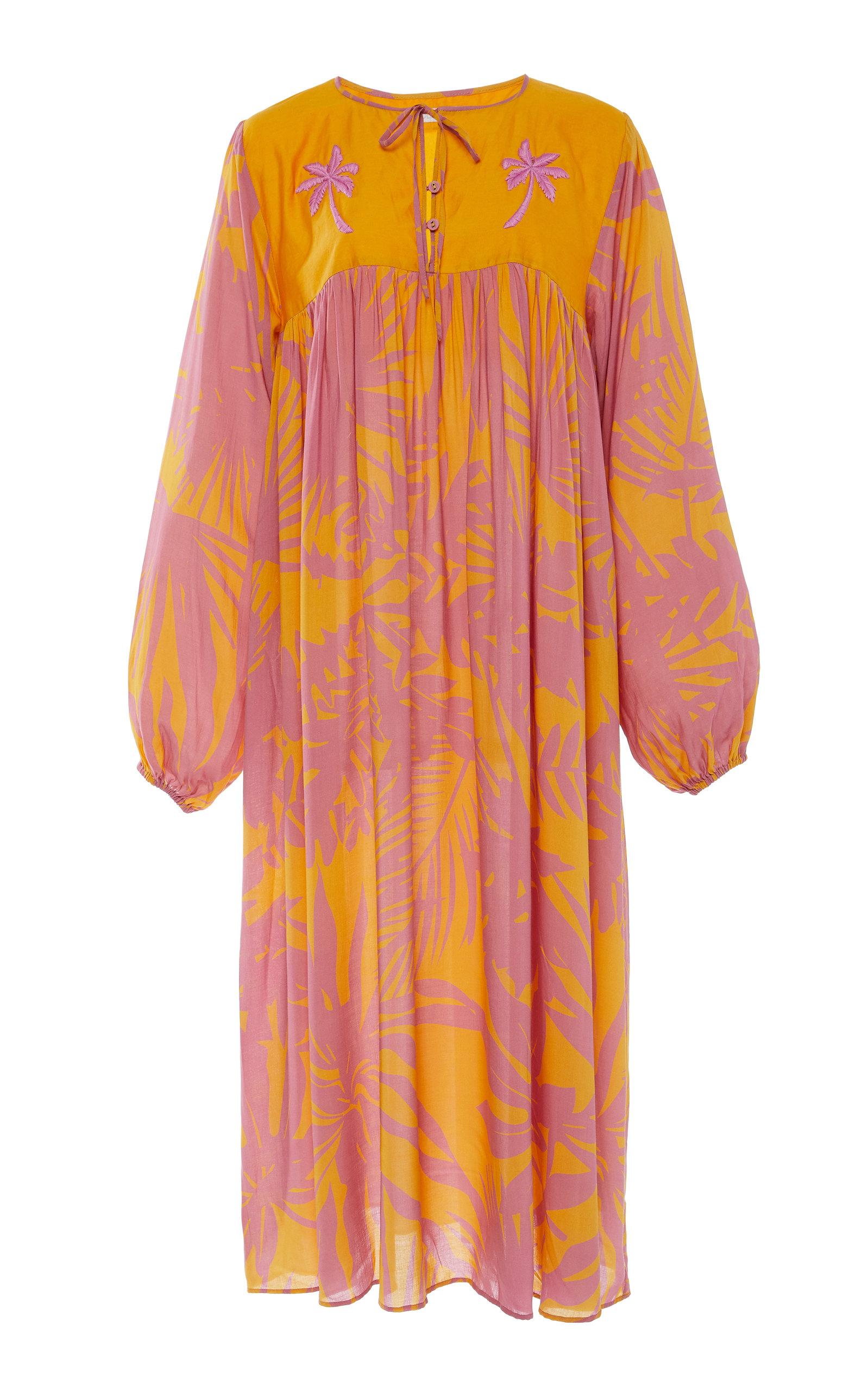 Buy Carolina K Betka Embroidered Dress online, shop Carolina K at the best price