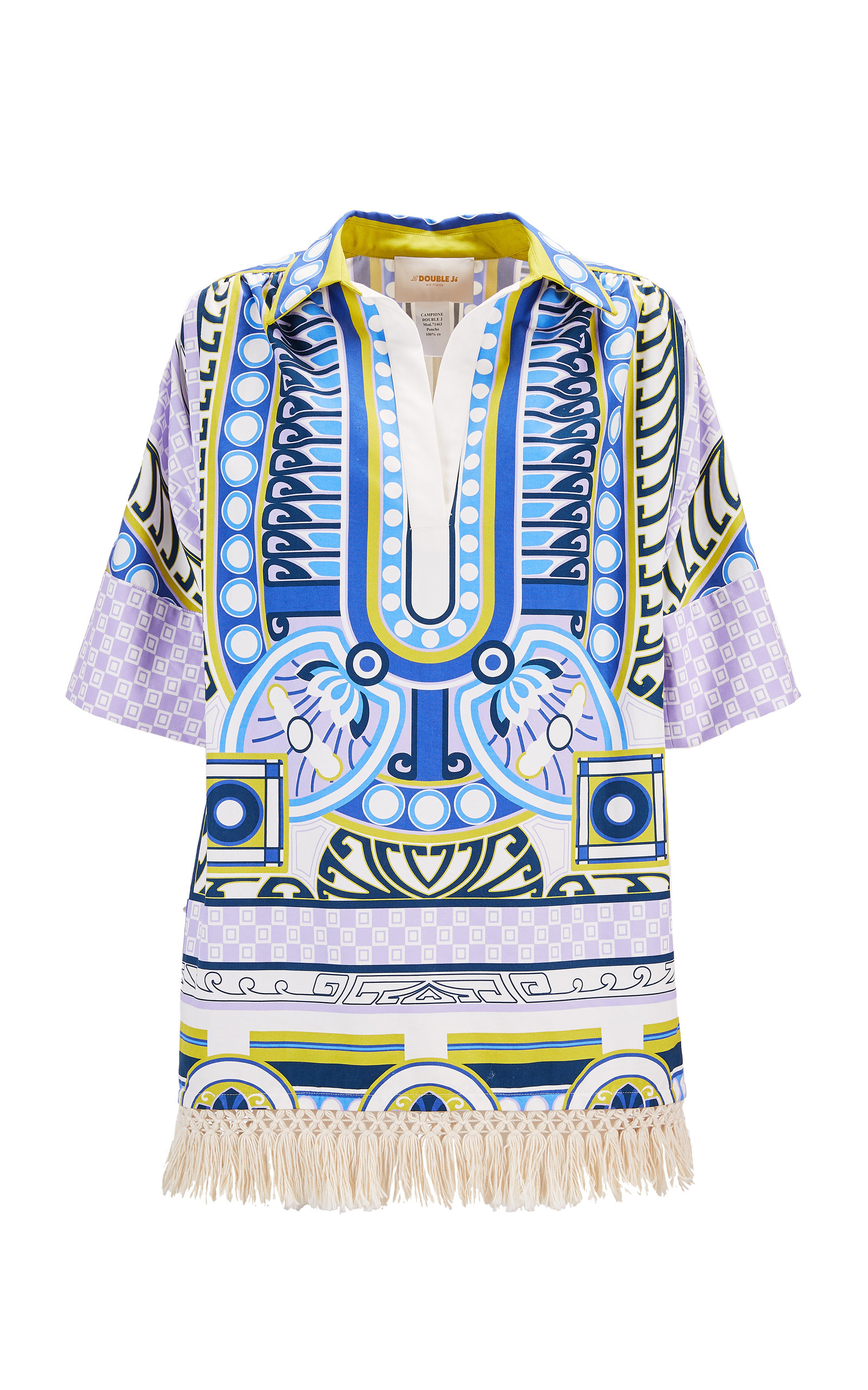 Buy La DoubleJ Honolulu Printed Cotton Tunic online, shop La DoubleJ at the best price