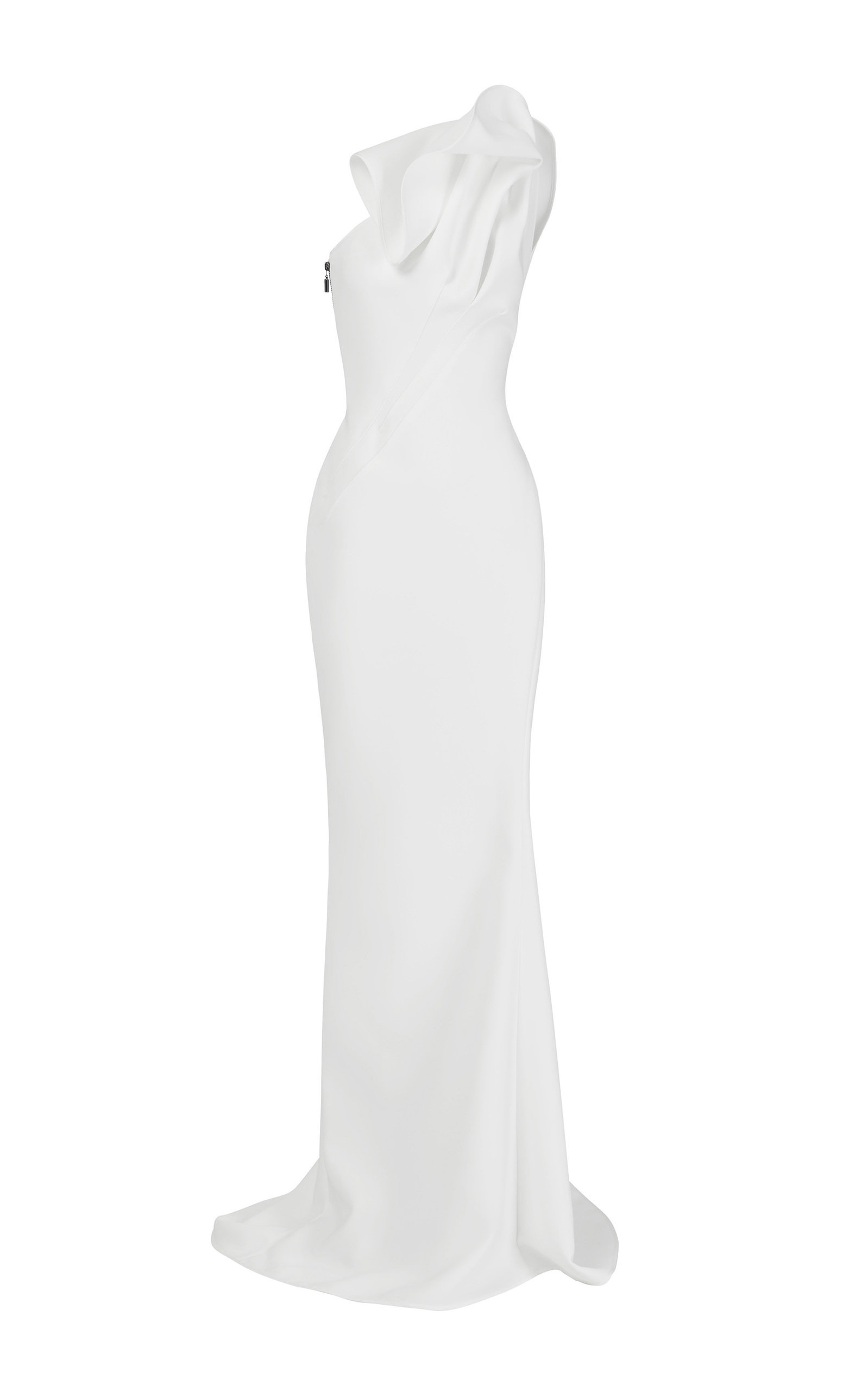 Buy Maticevski Accompany One-Shoulder Cady Gown online, shop Maticevski at the best price