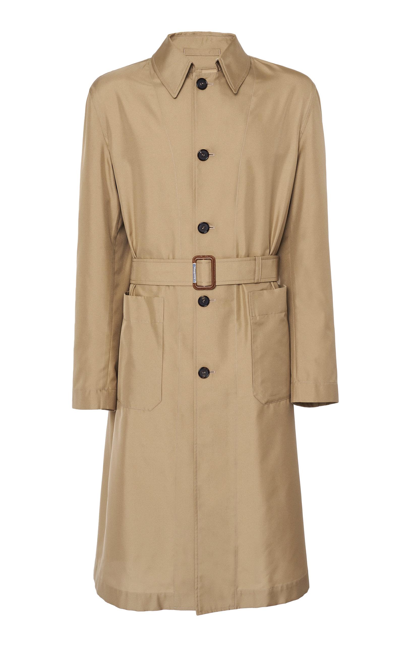Nylon Womens Trench Coats You'll Love | DailyMail