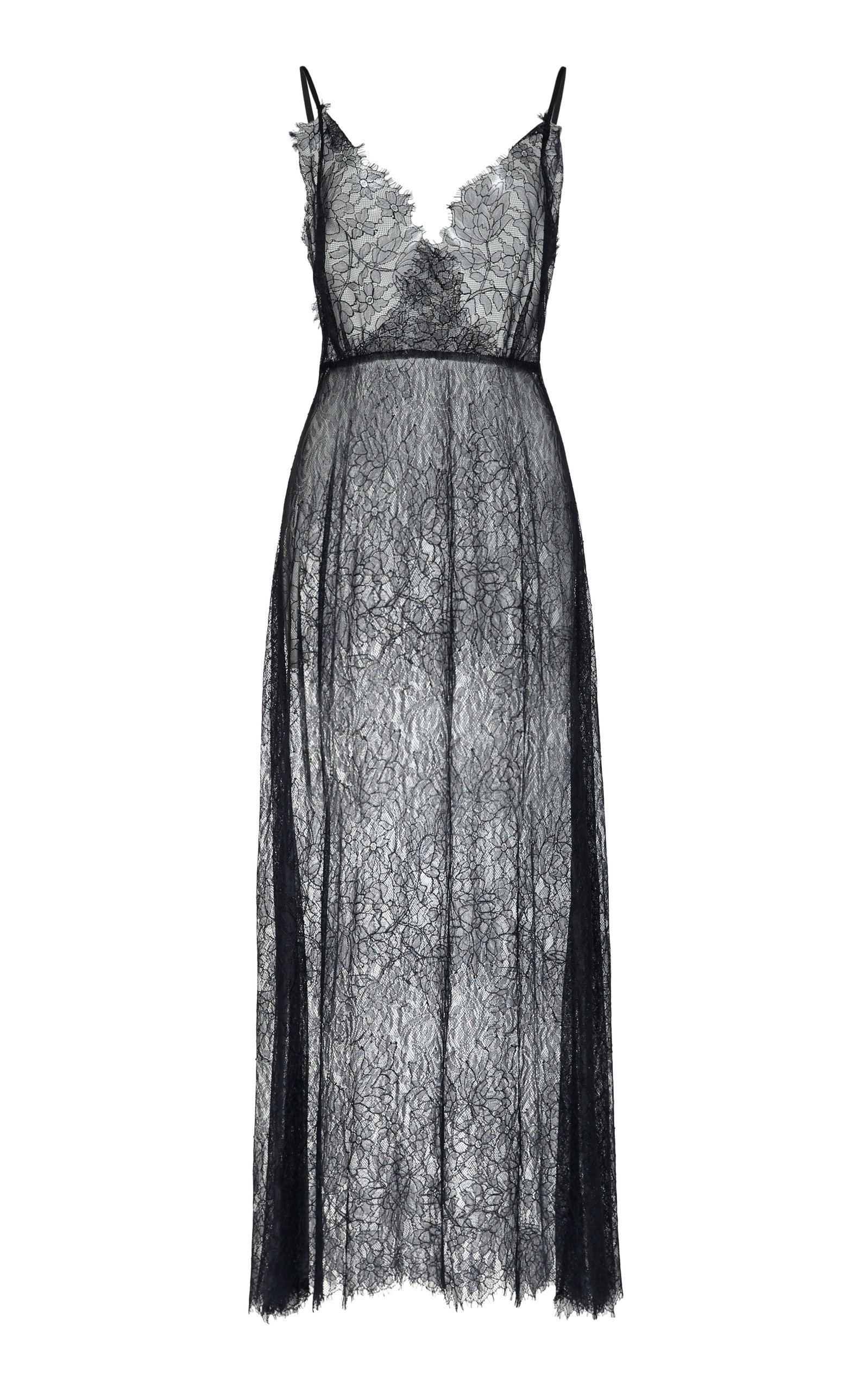 Buy Beaufille Courbet Lace Midi Dress online, shop Beaufille at the best price