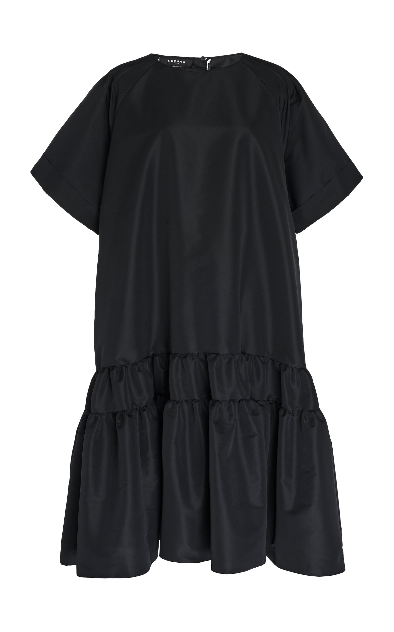 Buy Rochas Quarna Woven Dress online, shop Rochas at the best price