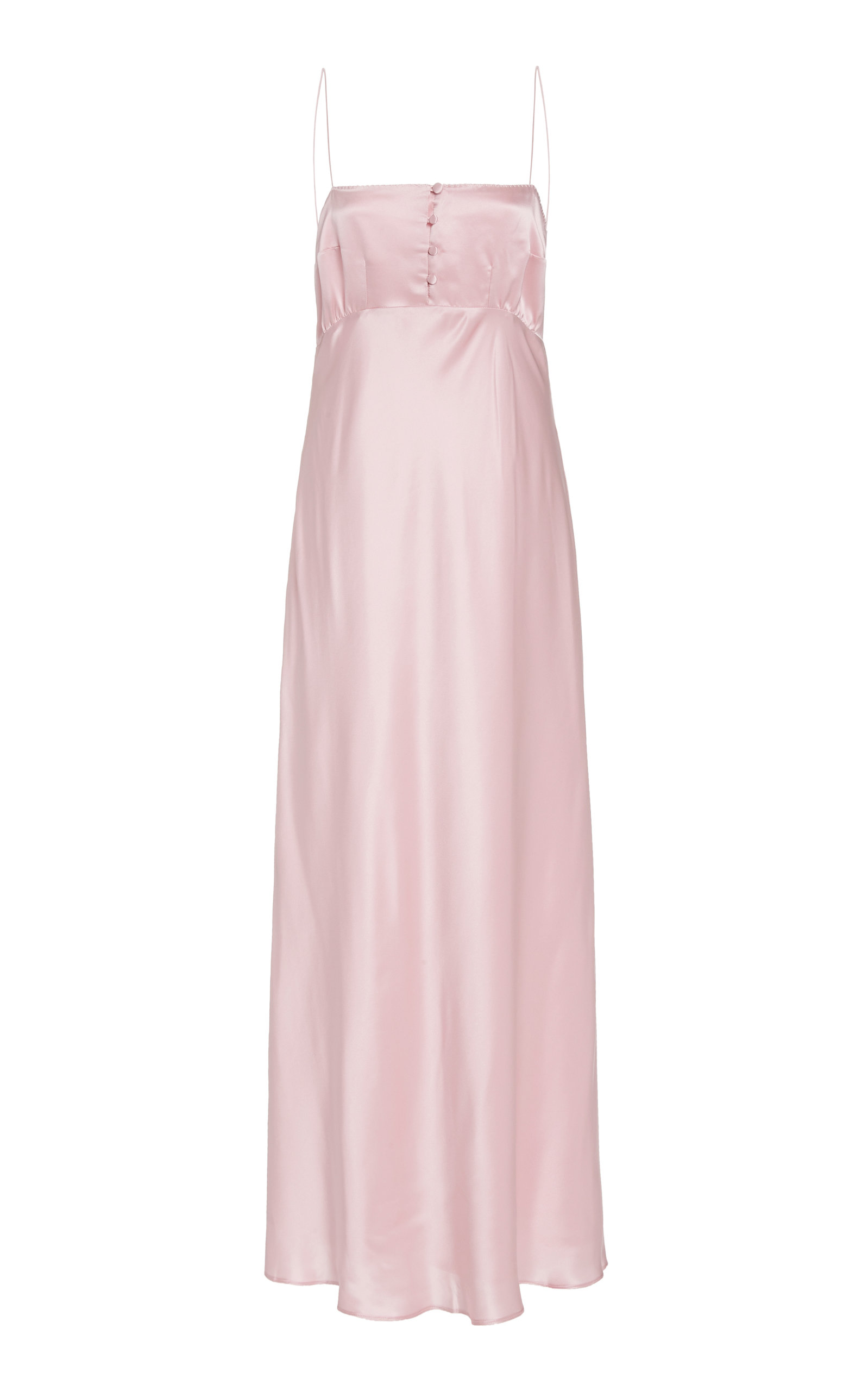 Buy Bernadette Antwerp Florence Satin Silk Slip Dress online, shop Bernadette Antwerp at the best price