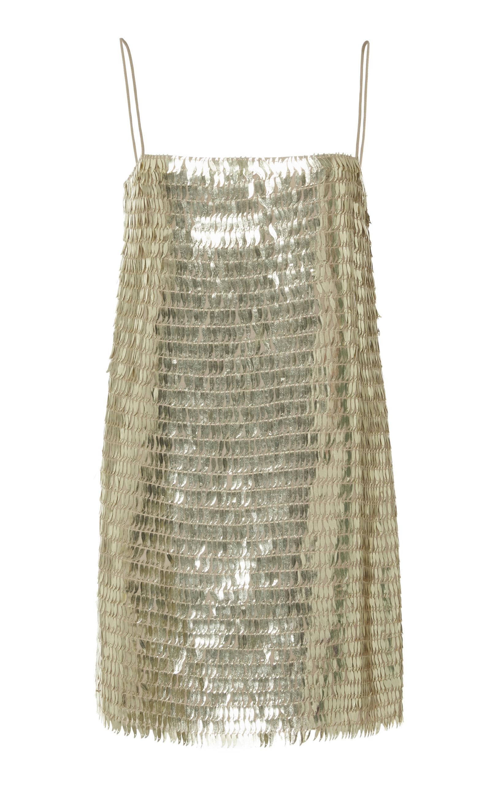 Buy Zeynep Arçay Sequin Sling Dress online, shop Zeynep Arçay at the best price