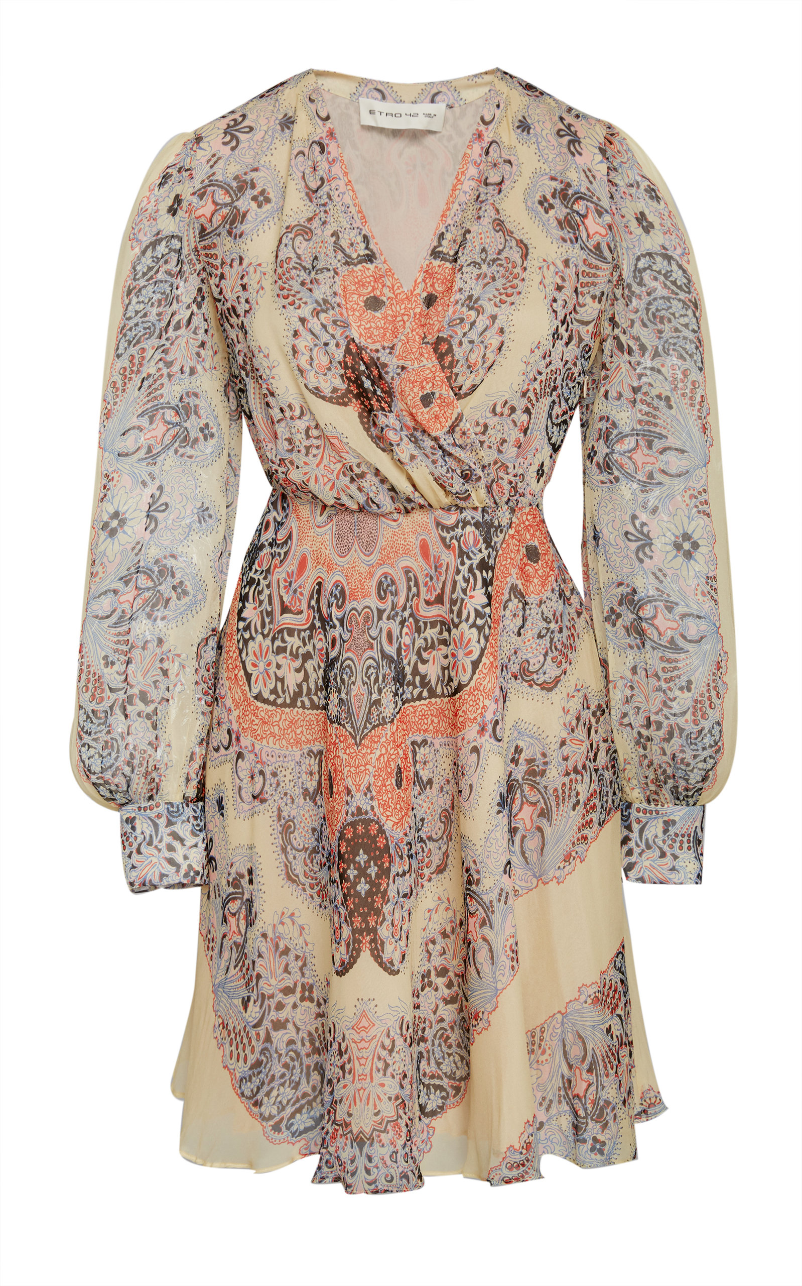 Buy Etro Patterned Nuetra Dress online, shop Etro at the best price