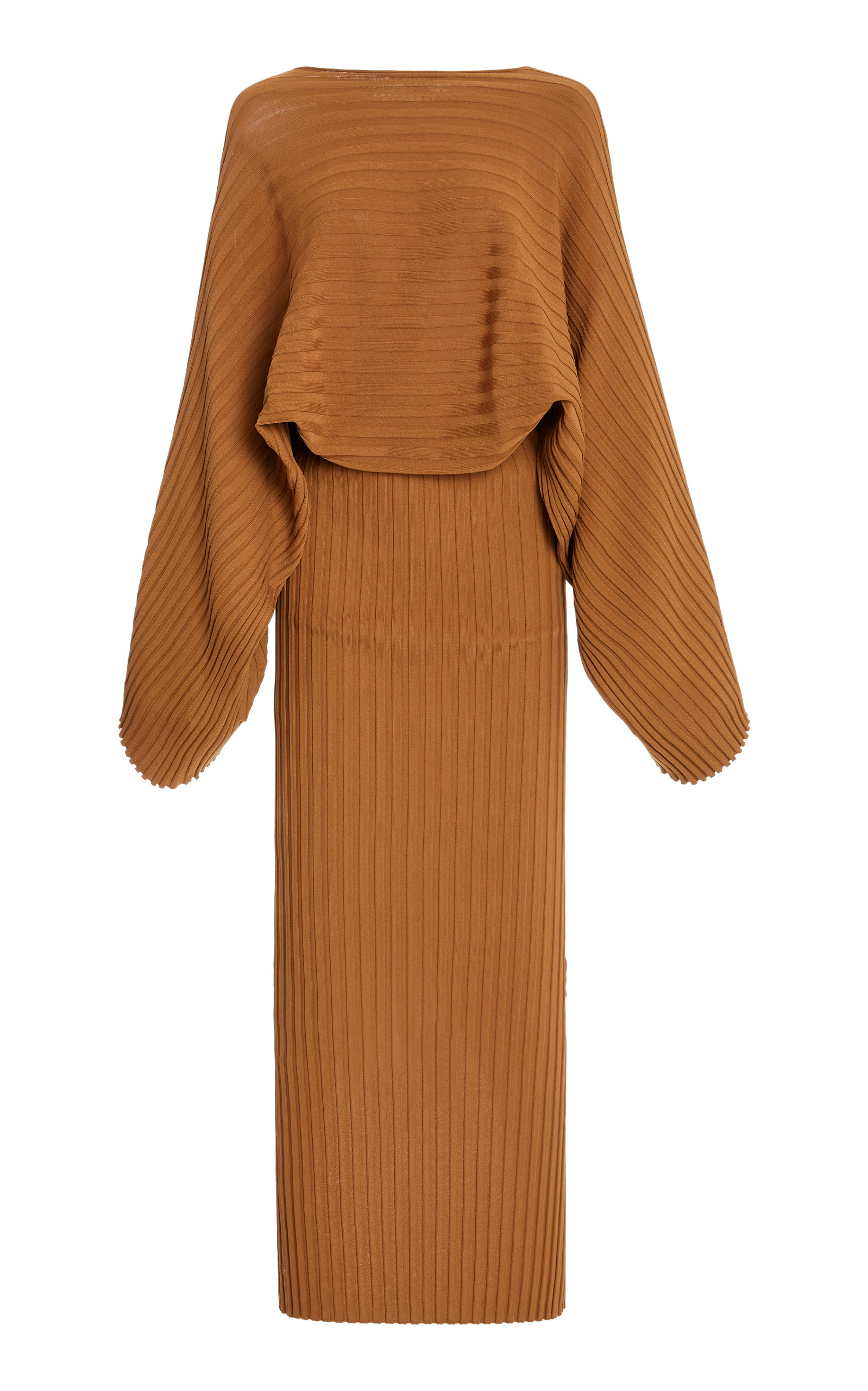 Buy Toteme Maristella Stretch-Knit Maxi Dress online, shop Toteme at the best price