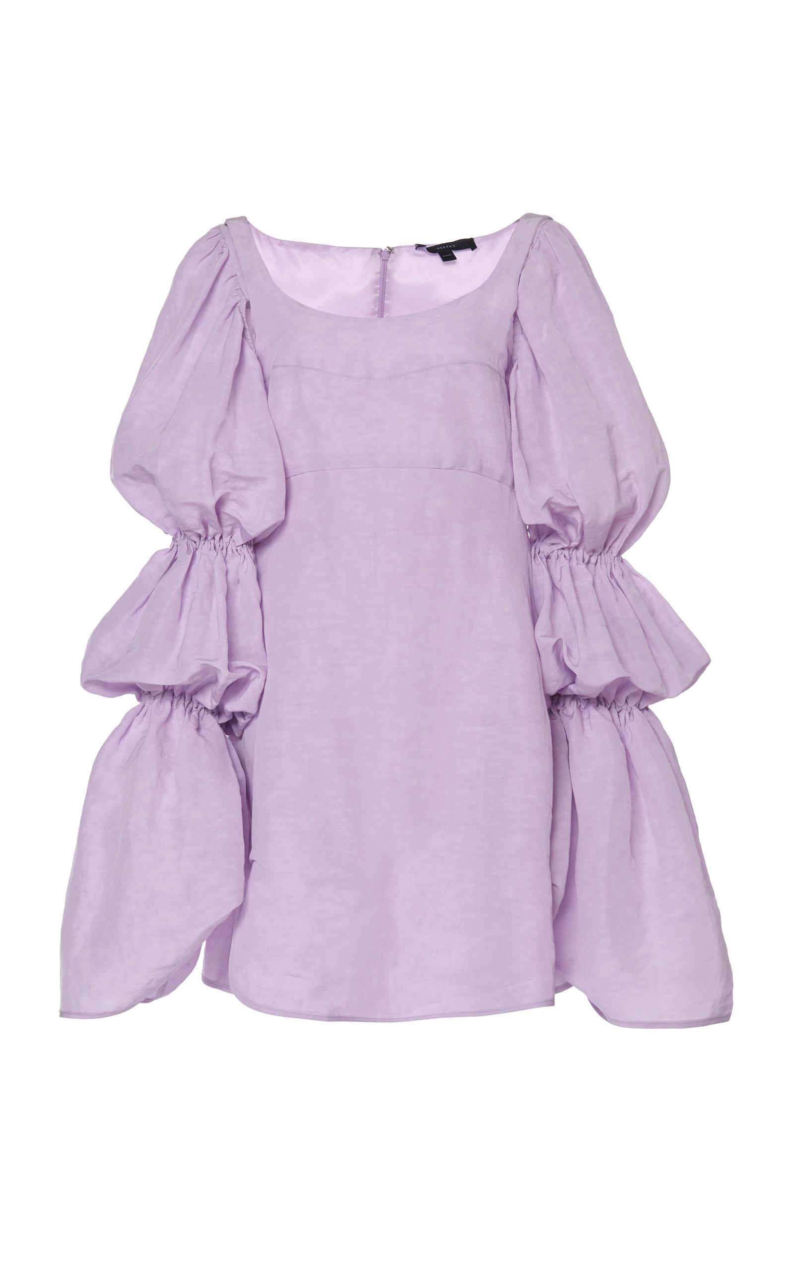 Buy Ellery Capri Crepe De Chine Dress online, shop Ellery at the best price