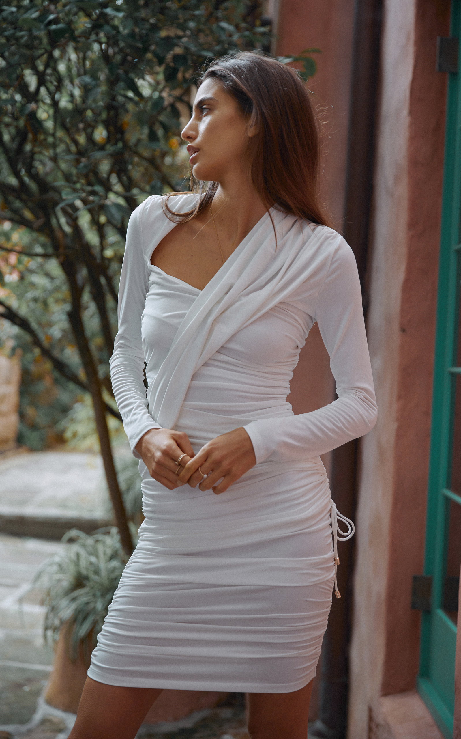 Buy Significant Other Eledi Wrap Mini Dress online, shop Significant Other at the best price