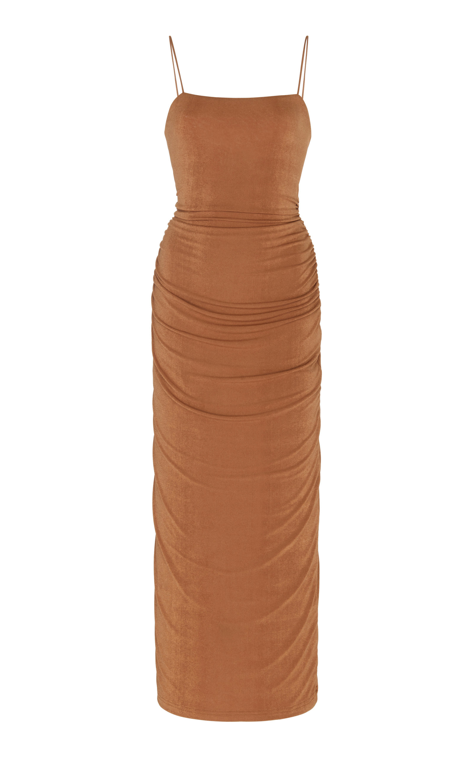 Buy Significant Other Neptune Knotted Stretch-Jersey Midi Dress online, shop Significant Other at the best price