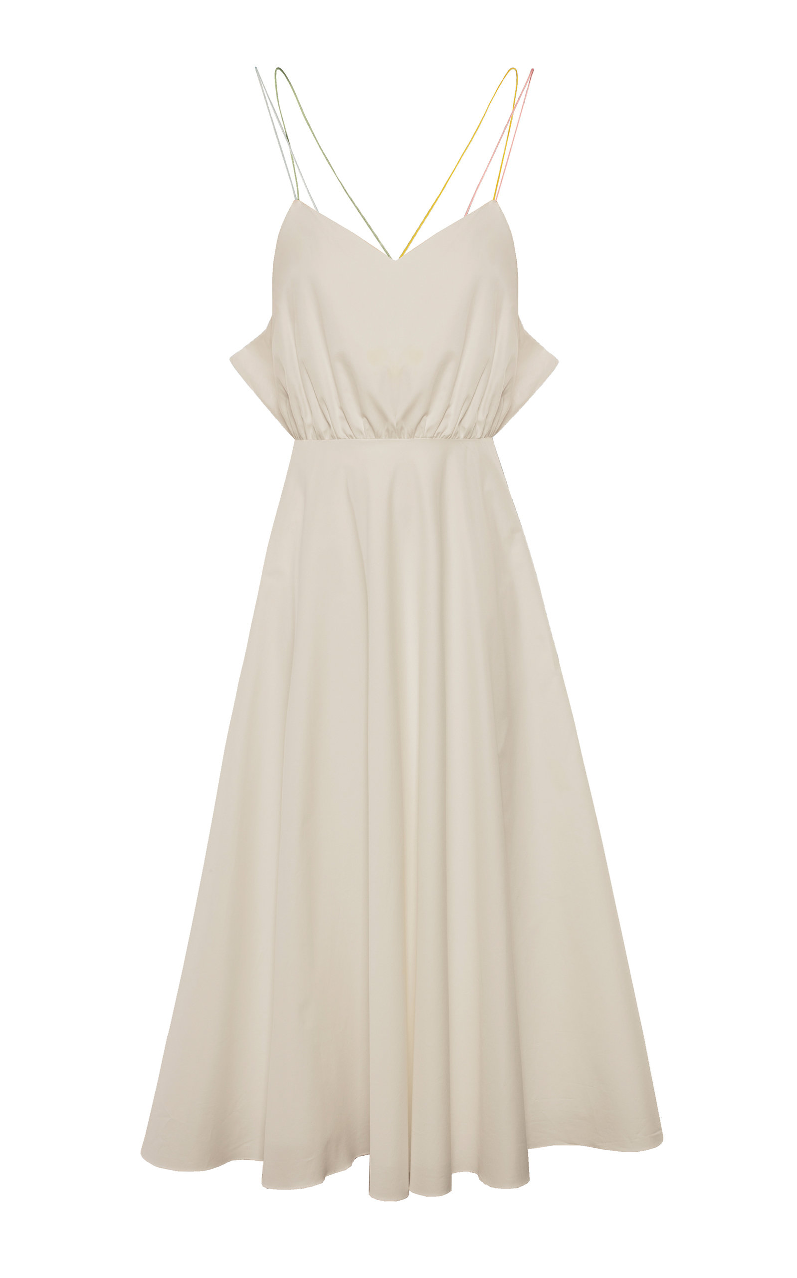 Buy Anna October Daria Cotton Midi Dress online, shop Anna October at the best price