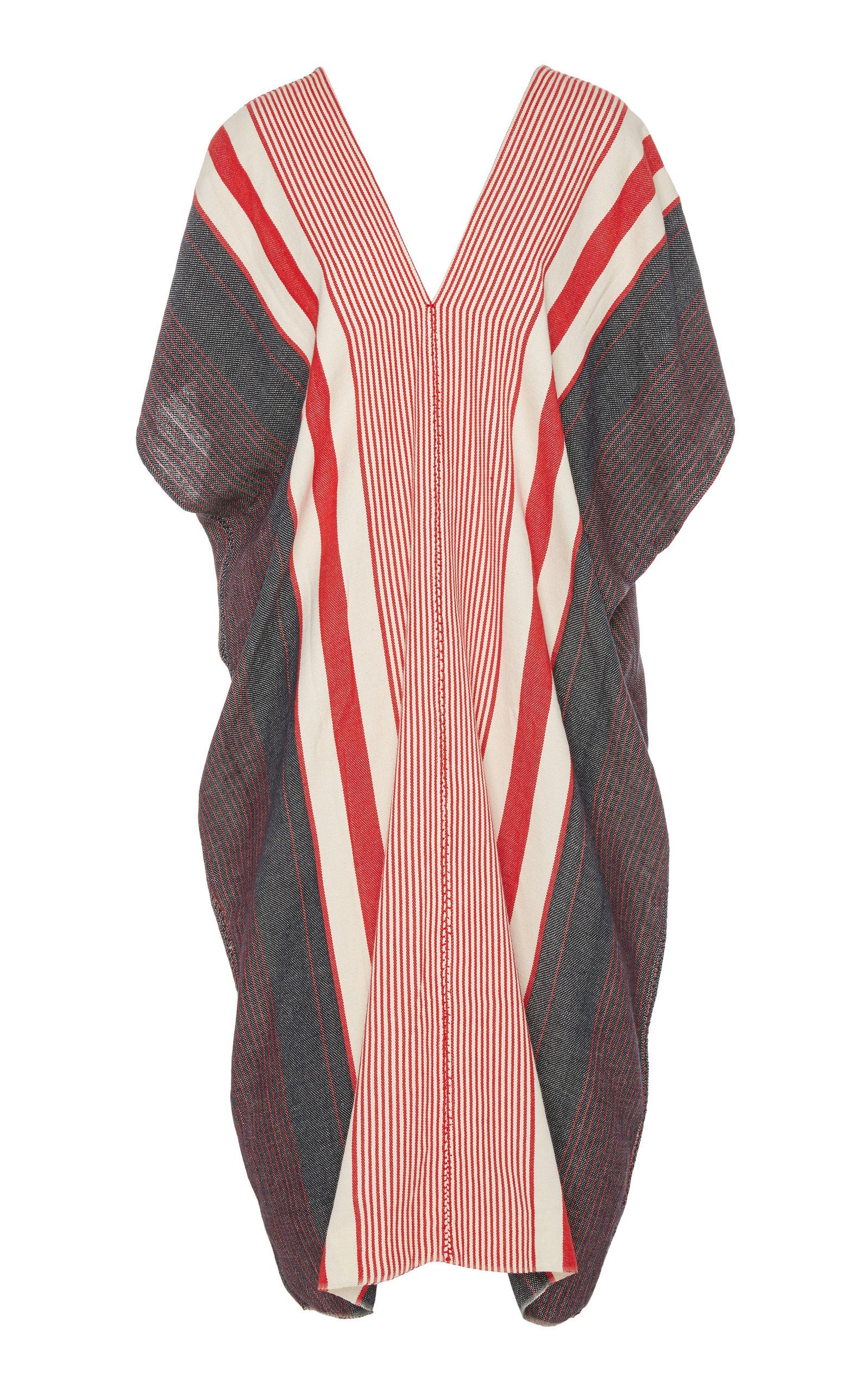 Buy Escvdo Wasi Cotton Midi Dress online, shop Escvdo at the best price