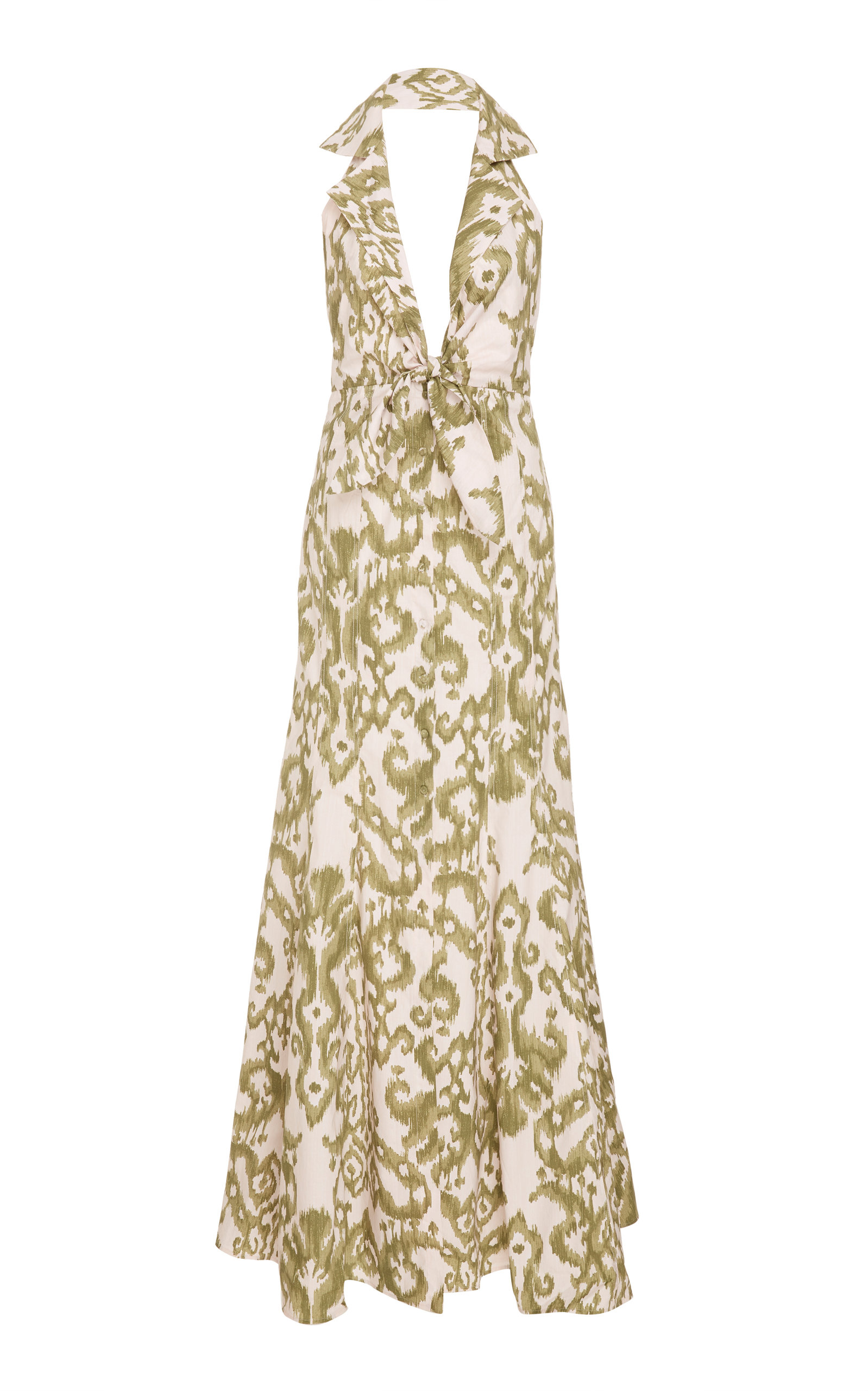 Buy Andres Otalora Eraso Maxi Dress online, shop Andres Otalora at the best price
