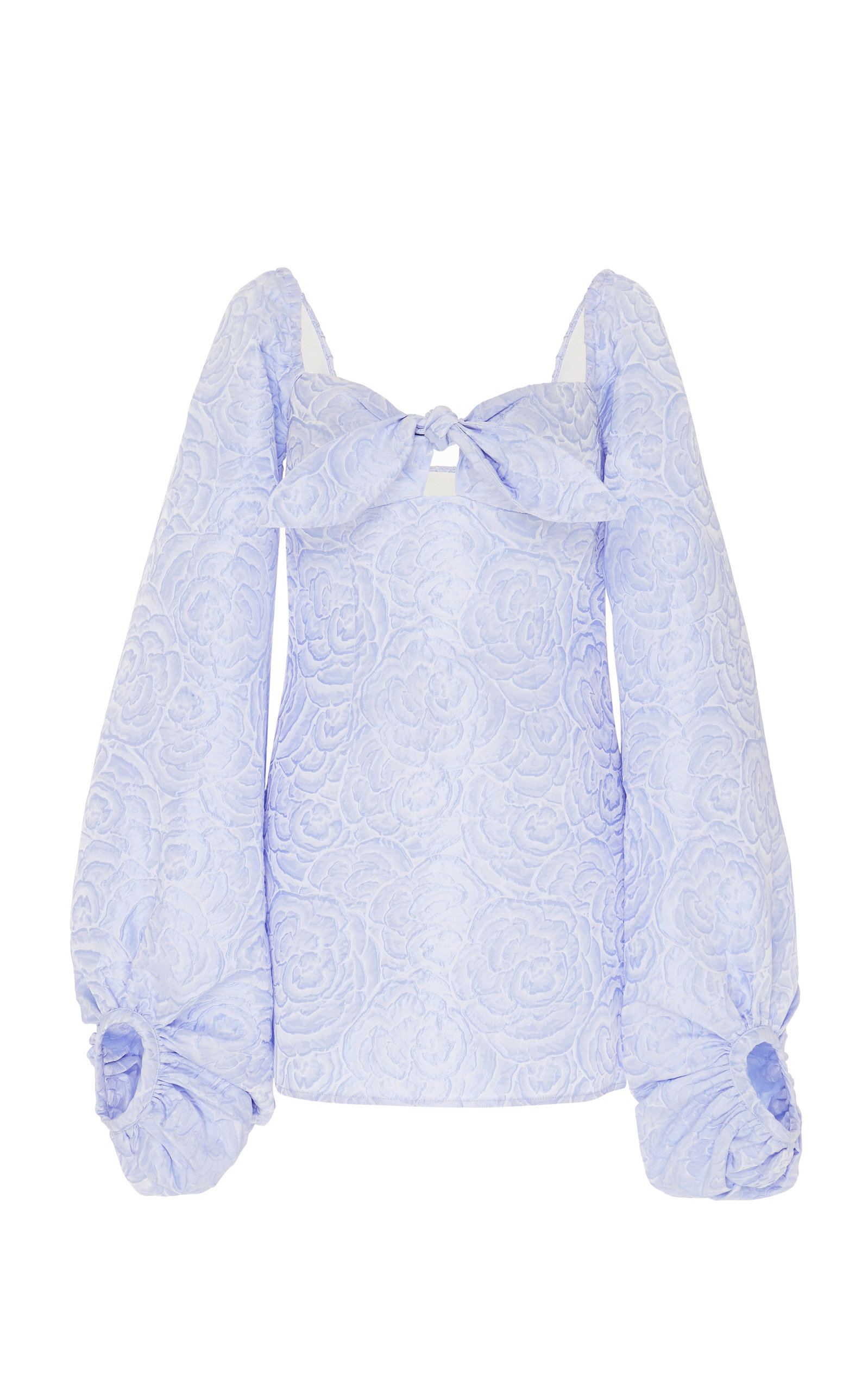 Buy Atoir Heavy Hearts Jacquard Mini Dress online, shop Atoir at the best price