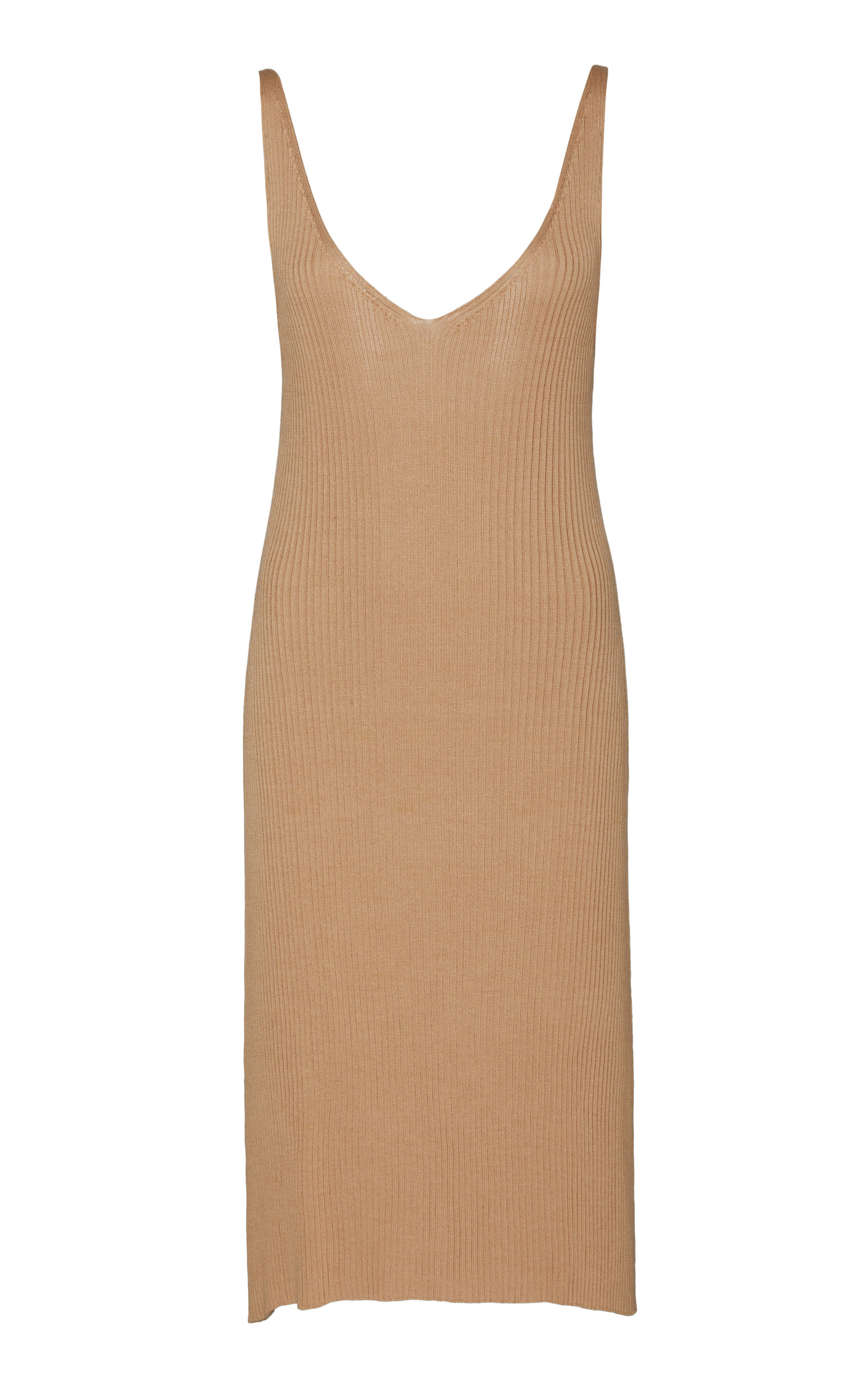 Buy St. Agni Loic Ribbed Bamboo Dress online, shop St. Agni at the best price