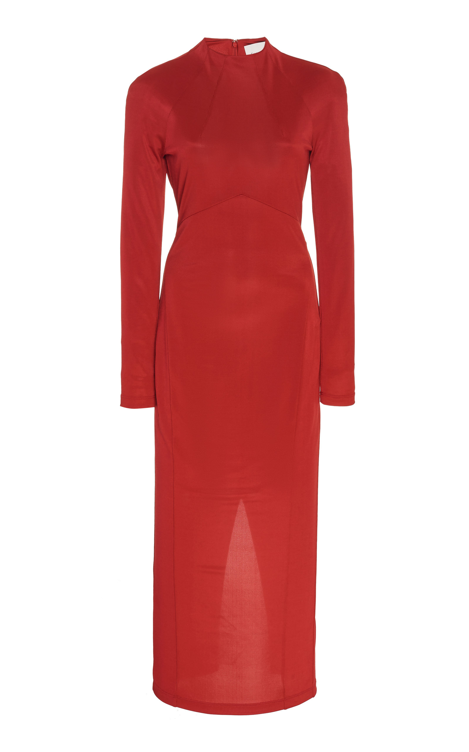 Buy Fleur du Mal Slinky Long Dress online, shop Fleur du Mal at the best price